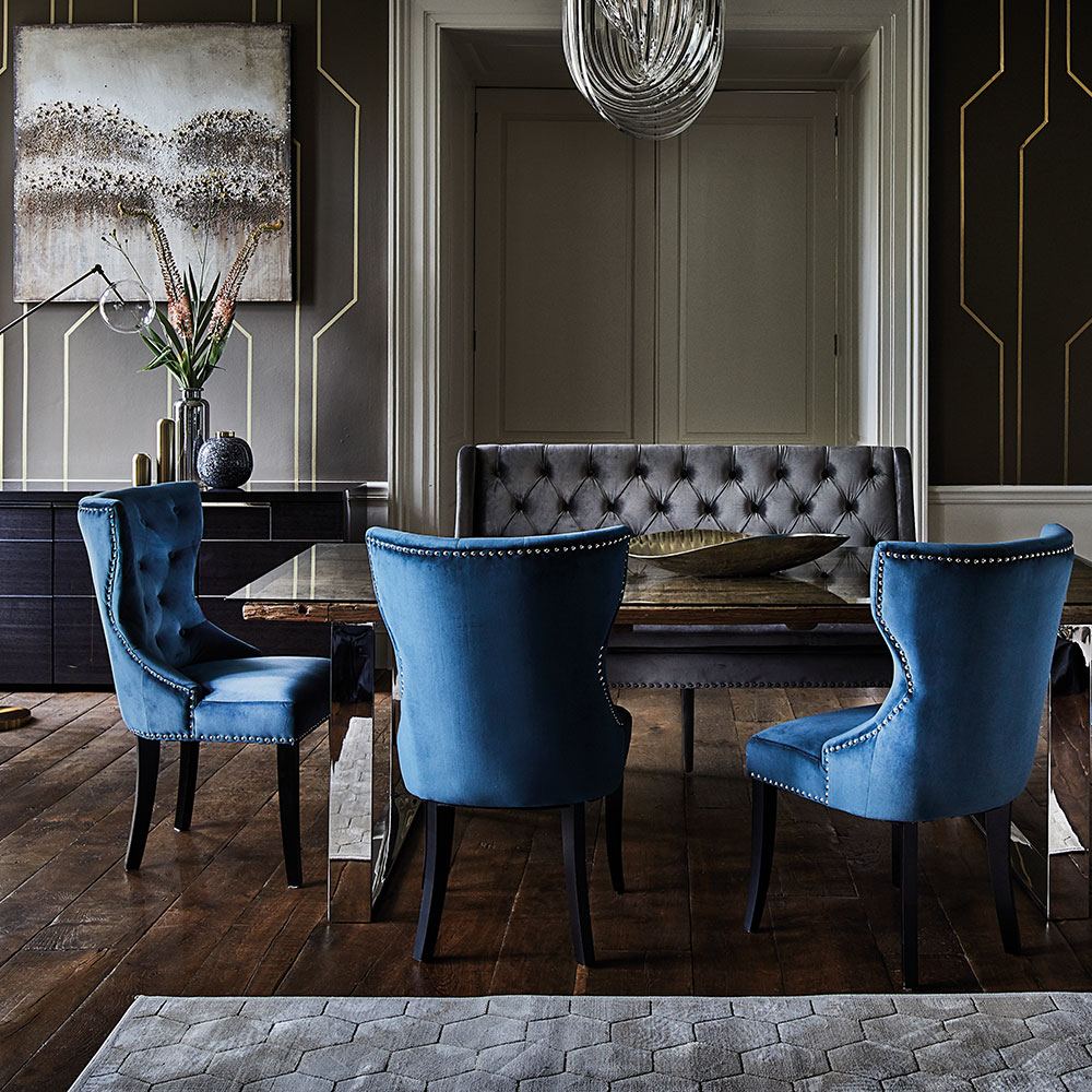 Trendy Dining Room Furniture (View 25 of 30)