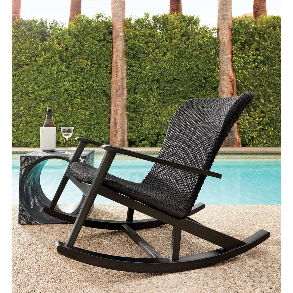 Trendy Furniture Outdoor Rocking Chair Affordable Stools Benches Inside Rocking Benches With Cushions (View 23 of 30)