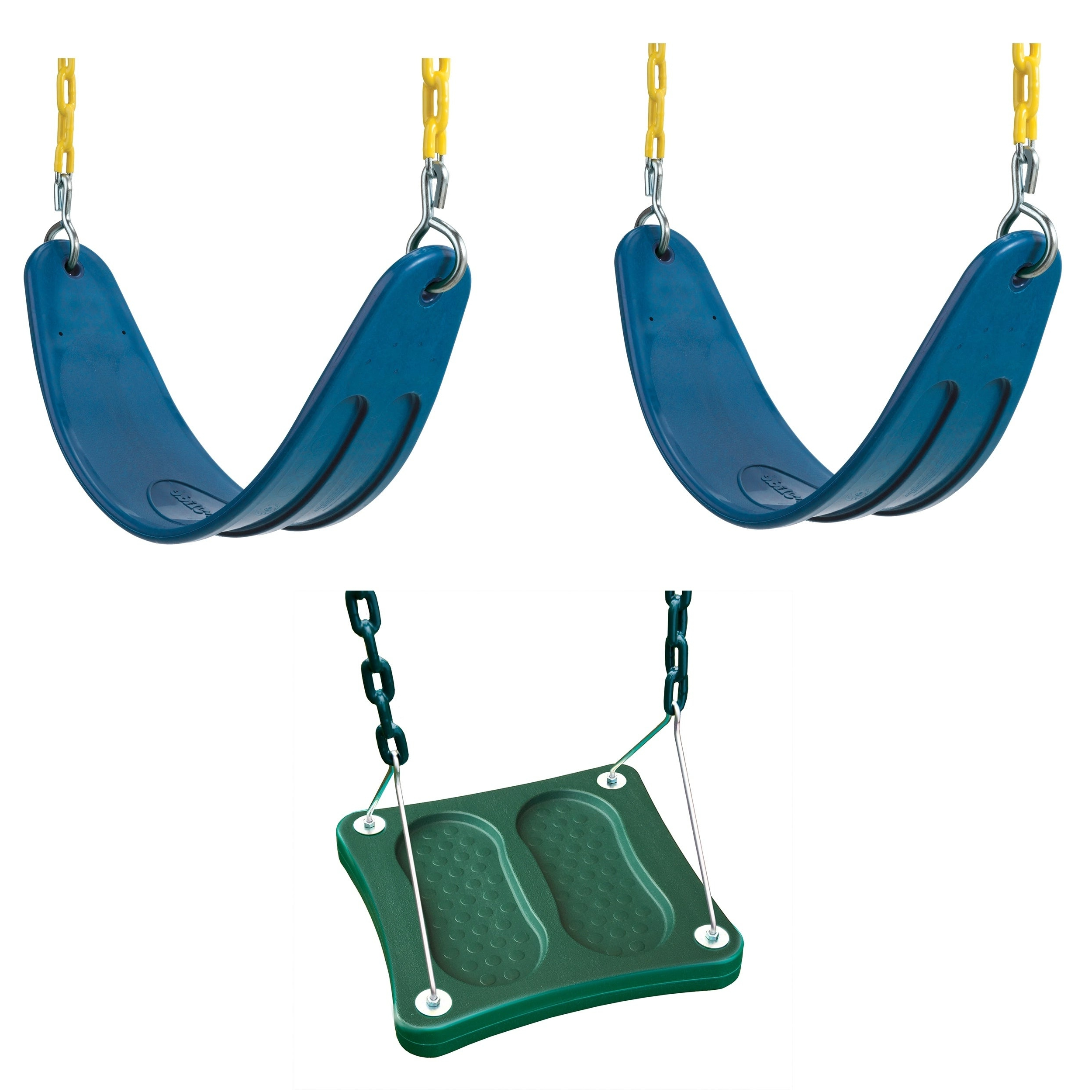 Trendy Swing Seats With Chains In Swing N Slide 2 Blue Extreme Duty Swing Seats With Chains And Stand Up  Swing – N/a (View 26 of 30)