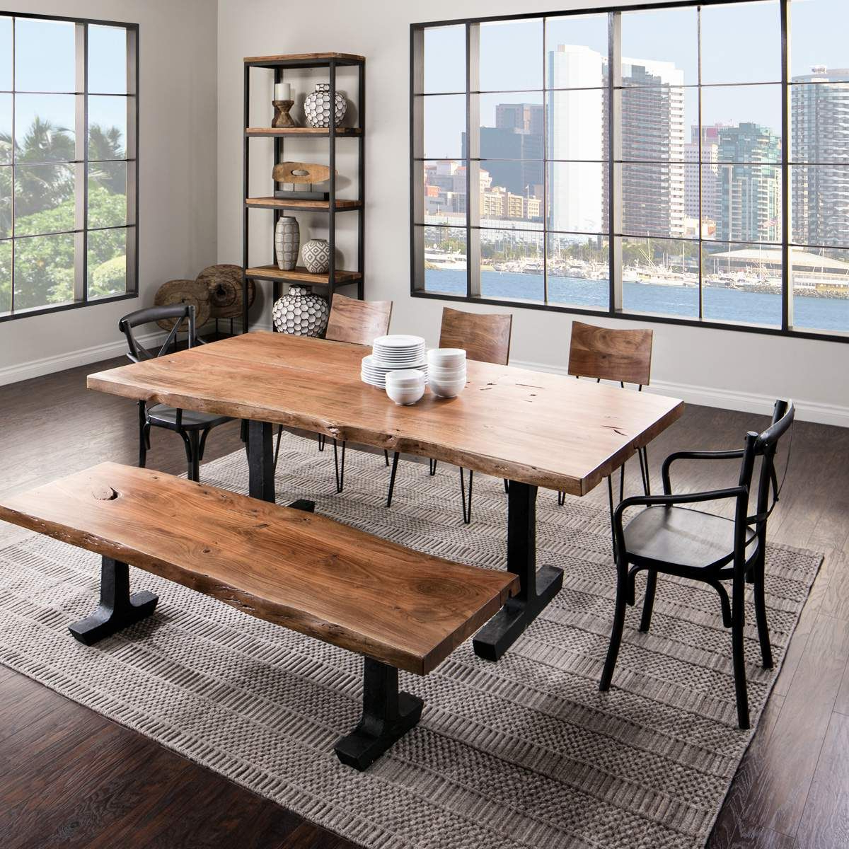 Unique Dining Tables, Dining Table With (View 3 of 30)