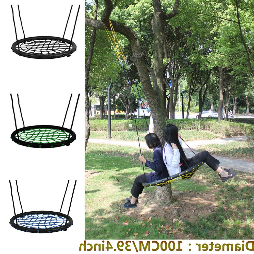 [%Us $66.24 43% Off|Children Round Nest Nest Swing Indoor And Outdoor Hanger Children Net Rope Stout Swing Baby Toys Bearing 200 Kg Diameter 100Cm In With Regard To Newest Nest Swings With Adjustable Ropes|Nest Swings With Adjustable Ropes In Most Popular Us $66.24 43% Off|Children Round Nest Nest Swing Indoor And Outdoor Hanger Children Net Rope Stout Swing Baby Toys Bearing 200 Kg Diameter 100Cm In|Best And Newest Nest Swings With Adjustable Ropes Throughout Us $66.24 43% Off|Children Round Nest Nest Swing Indoor And Outdoor Hanger Children Net Rope Stout Swing Baby Toys Bearing 200 Kg Diameter 100Cm In|Favorite Us $ (View 11 of 30)
