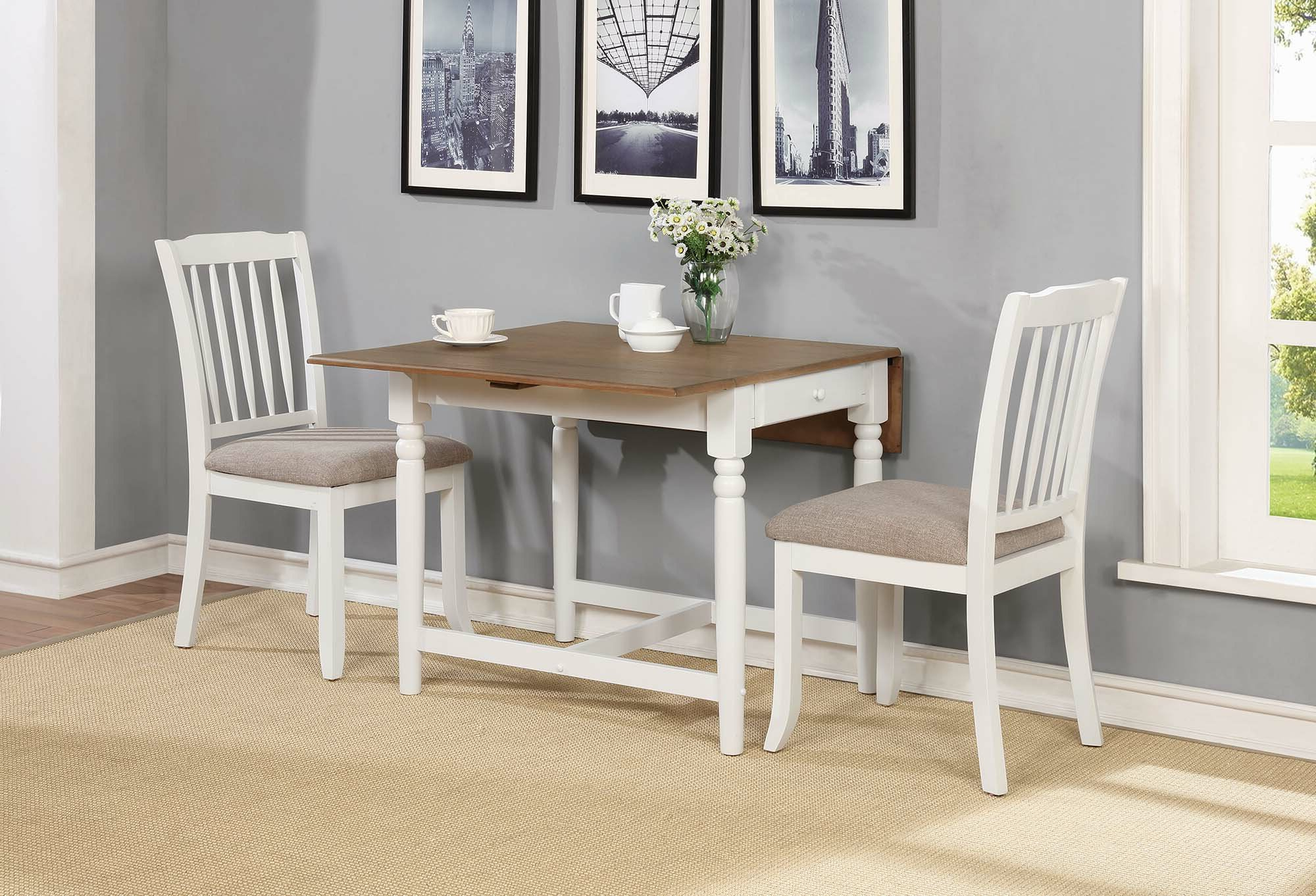 Wayfair Regarding Most Recent Wood Kitchen Dining Tables With Removable Center Leaf (View 20 of 30)