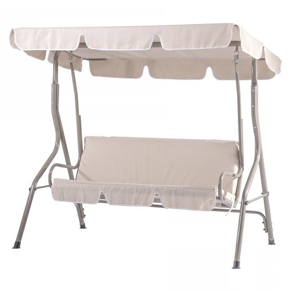Well Known 2 Person Outdoor Convertible Canopy Swing Gliders With Removable Cushions Beige Pertaining To This Canopy Swing Glider Hammock Chair Is Perfect For Any (Gallery 5 of 30)