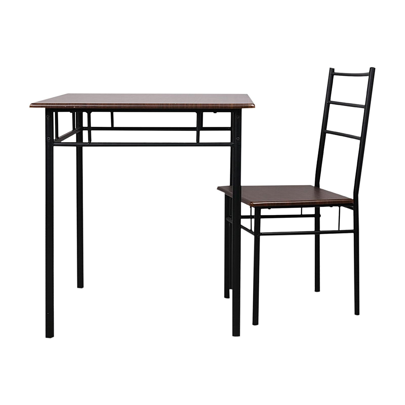 Well Known 3 Pieces Dining Tables And Chair Set Intended For Ralno 3 Piece Dining Table & Chair Set (View 22 of 30)