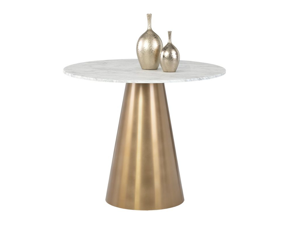 Well Known Damon Bistro Table – Gold – (View 30 of 30)