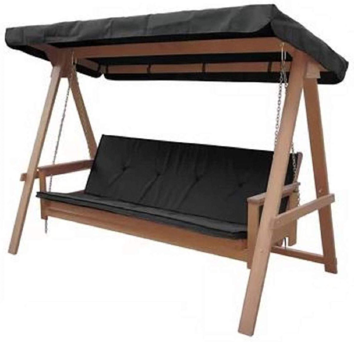 Well Known Daybed Porch Swings With Stand With Regard To Porch Swing Chair (View 5 of 30)
