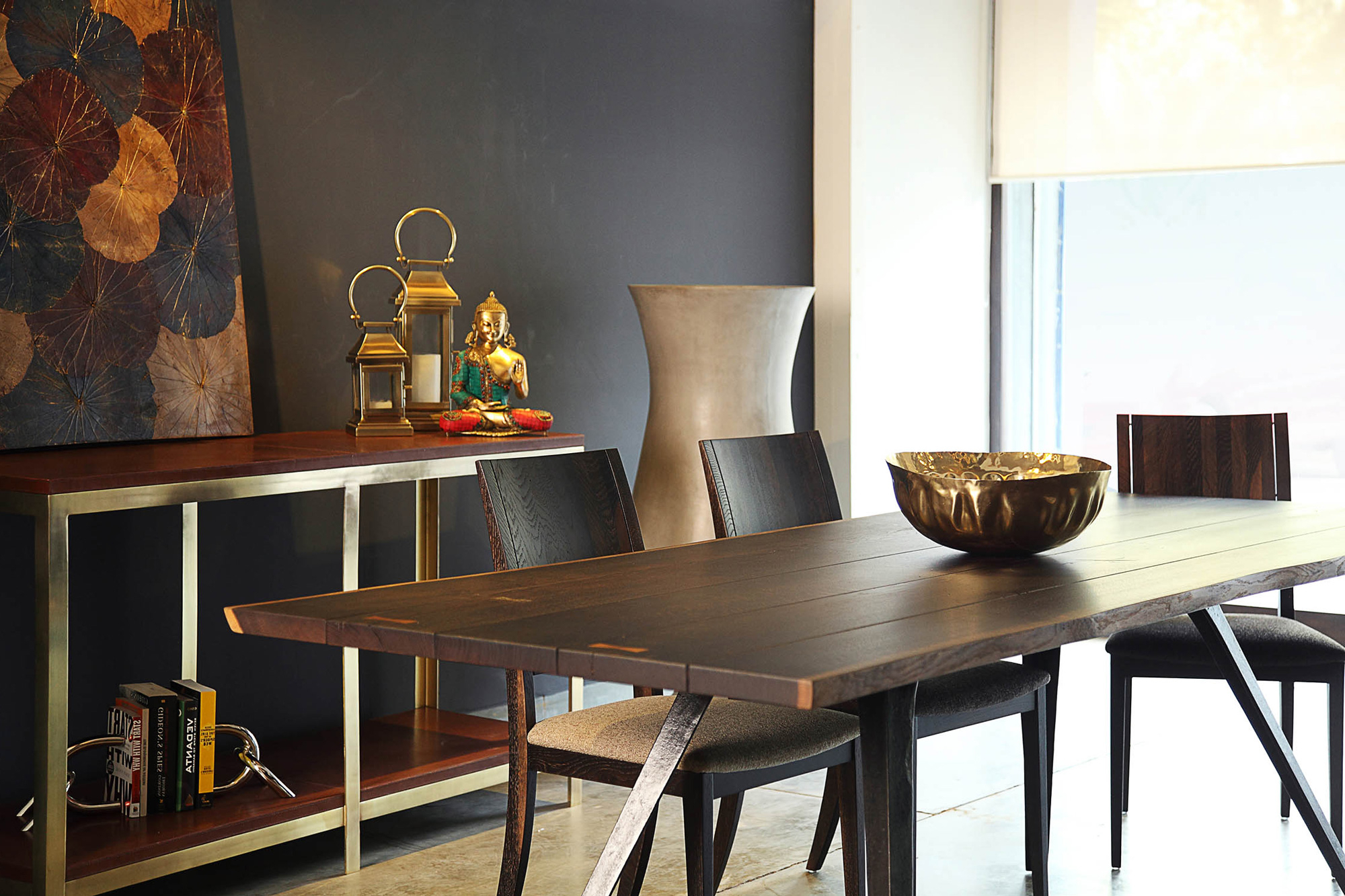 Well Liked Vega Dining Table Within Dining Tables In Seared Oak (View 11 of 30)
