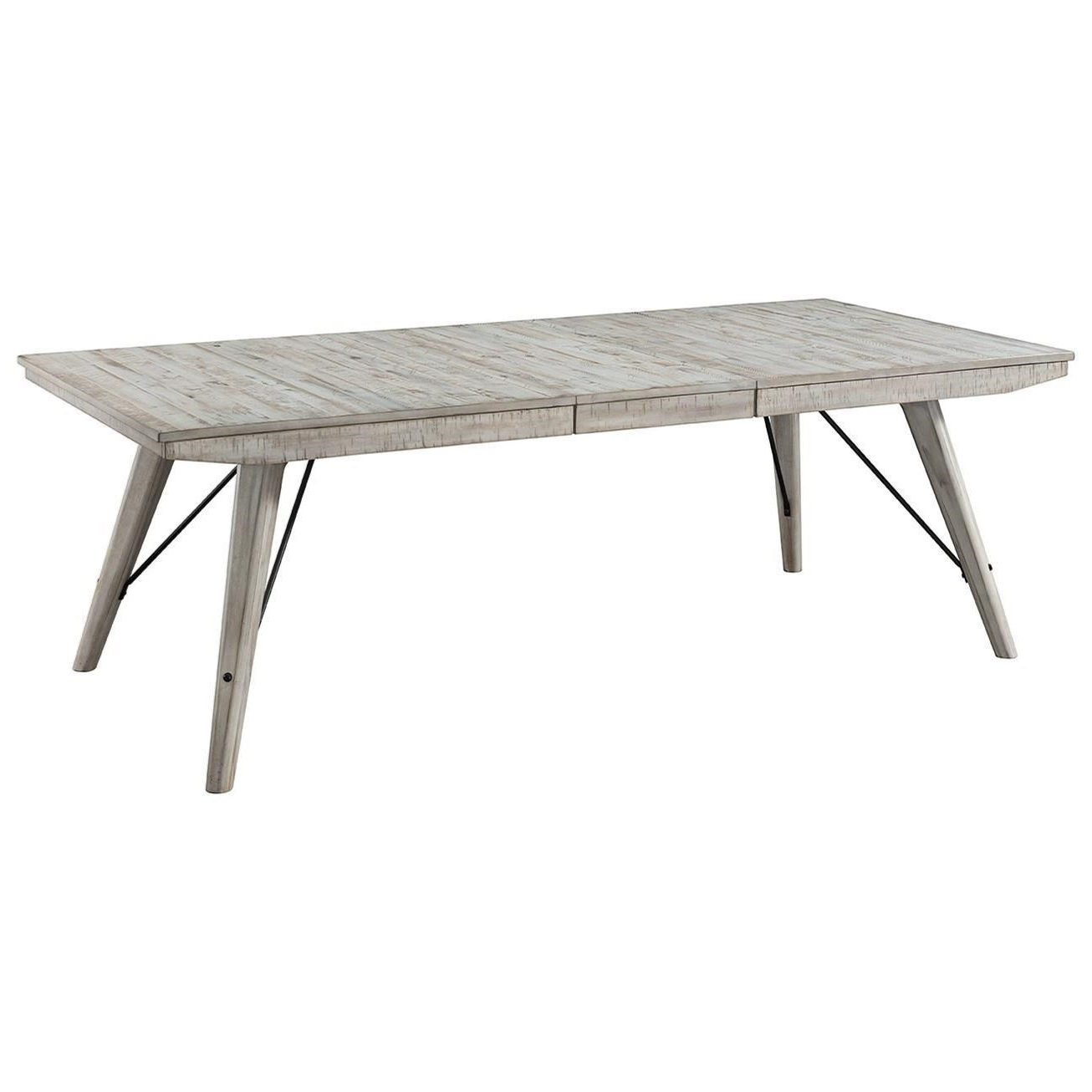 Widely Used Intercon Modern Rustic Contemporary Rectangular Dining Table Throughout Contemporary Rectangular Dining Tables (View 21 of 30)