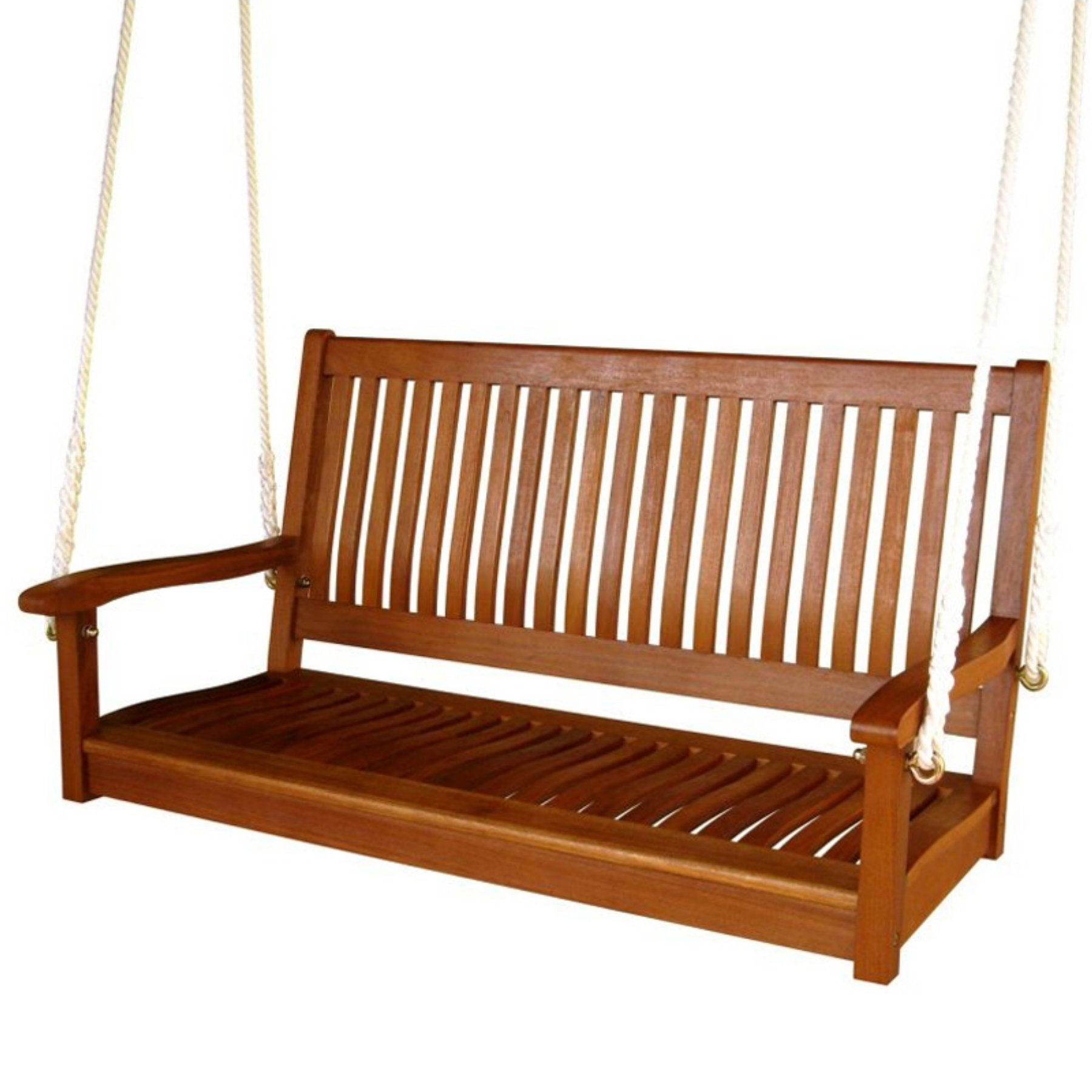 Widely Used Lamp Outdoor Porch Swings Pertaining To International Caravan Royal Tahiti 4 Ft (View 5 of 30)