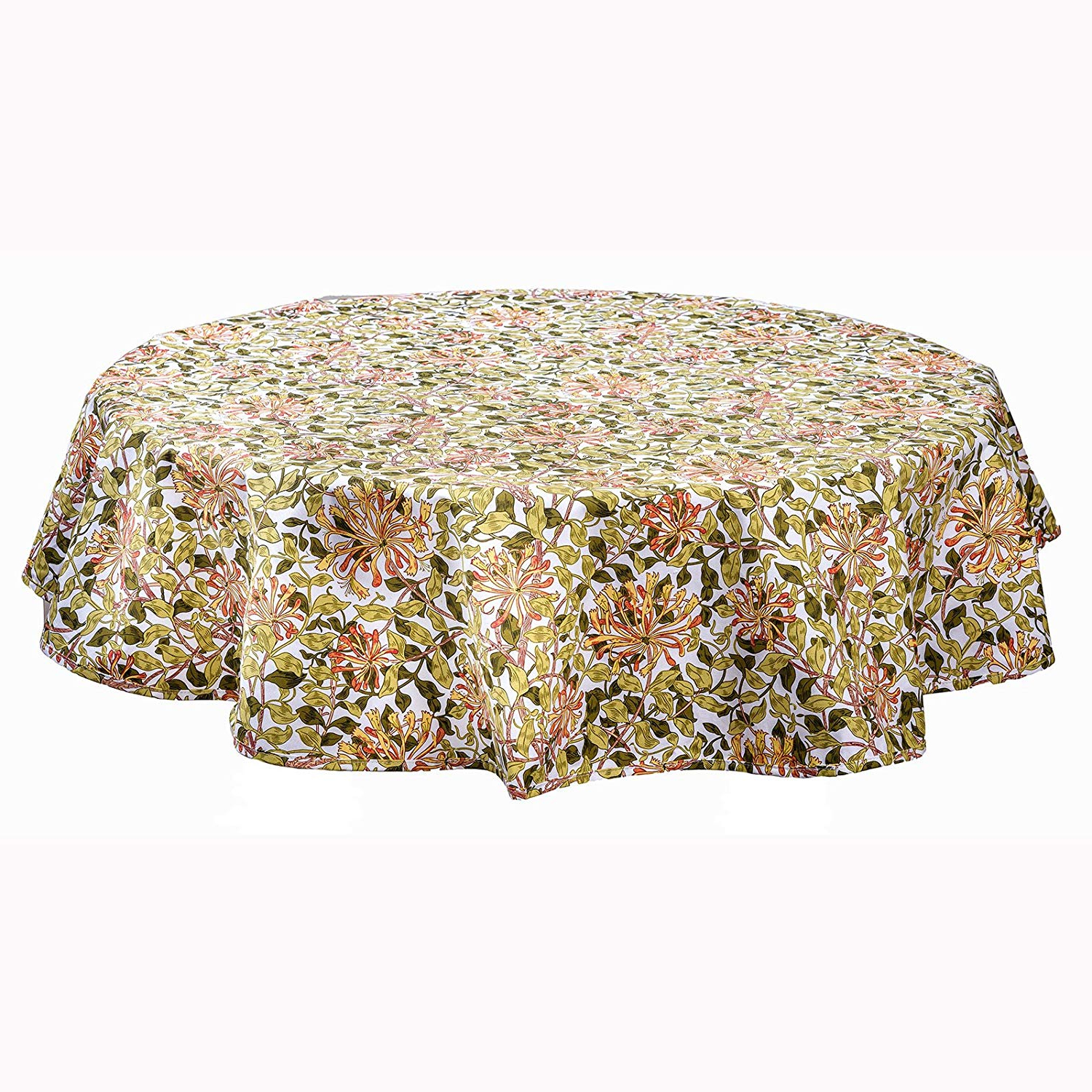 [%william Morris Gallery Honeysuckle 100% Cotton Tablecloth Throughout Favorite Morris Round Dining Tables|morris Round Dining Tables For Famous William Morris Gallery Honeysuckle 100% Cotton Tablecloth|most Popular Morris Round Dining Tables In William Morris Gallery Honeysuckle 100% Cotton Tablecloth|widely Used William Morris Gallery Honeysuckle 100% Cotton Tablecloth Throughout Morris Round Dining Tables%] (View 14 of 30)