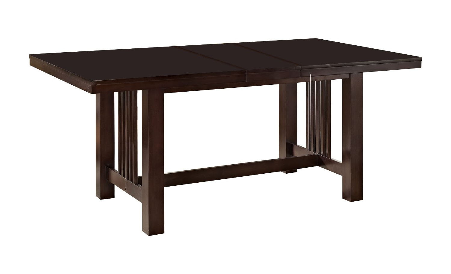 Featured Photo of Wood Kitchen Dining Tables With Removable Center Leaf