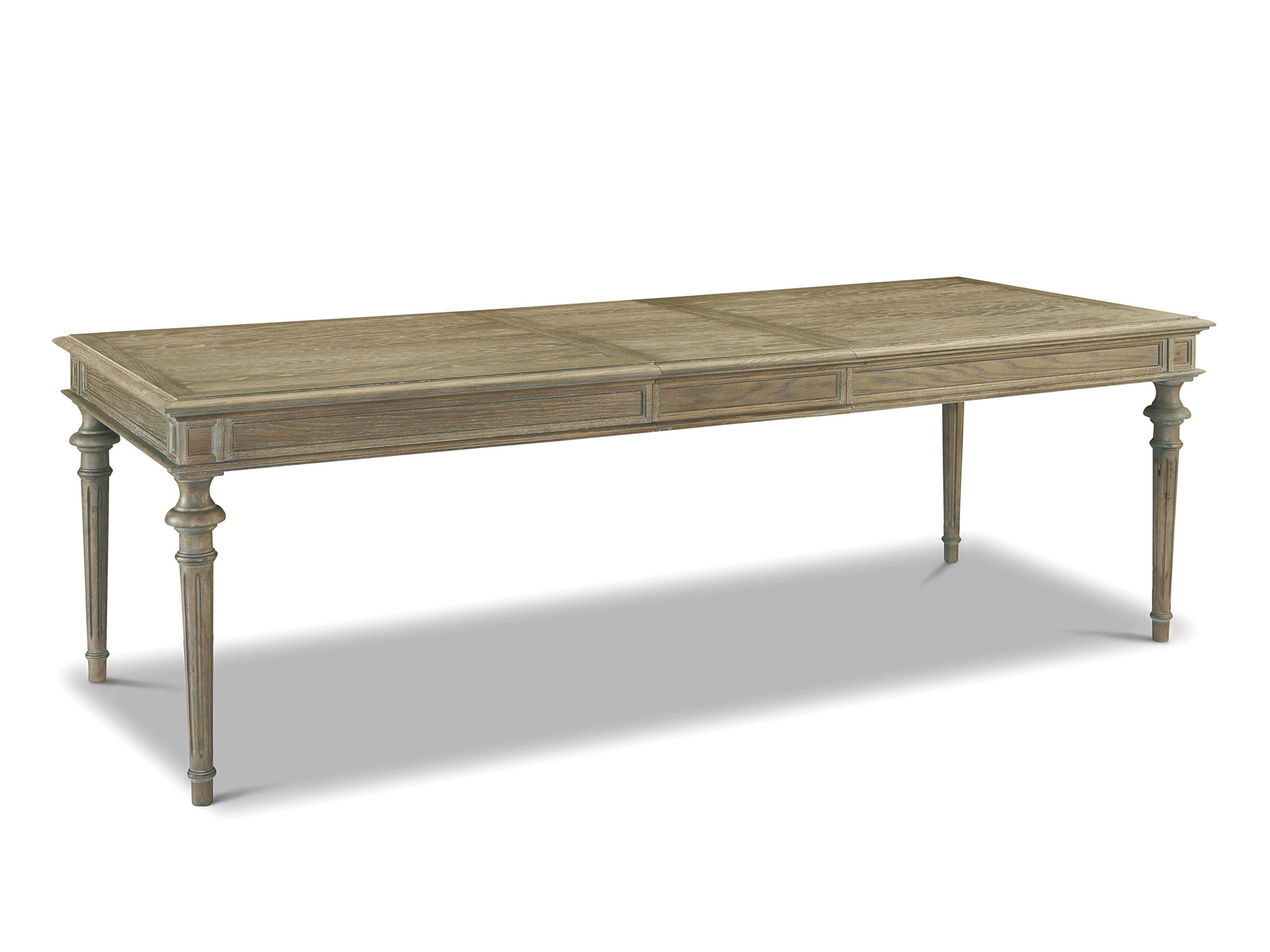Wood Kitchen Dining Tables With Removable Center Leaf Within Newest Universal – Curated (View 11 of 30)