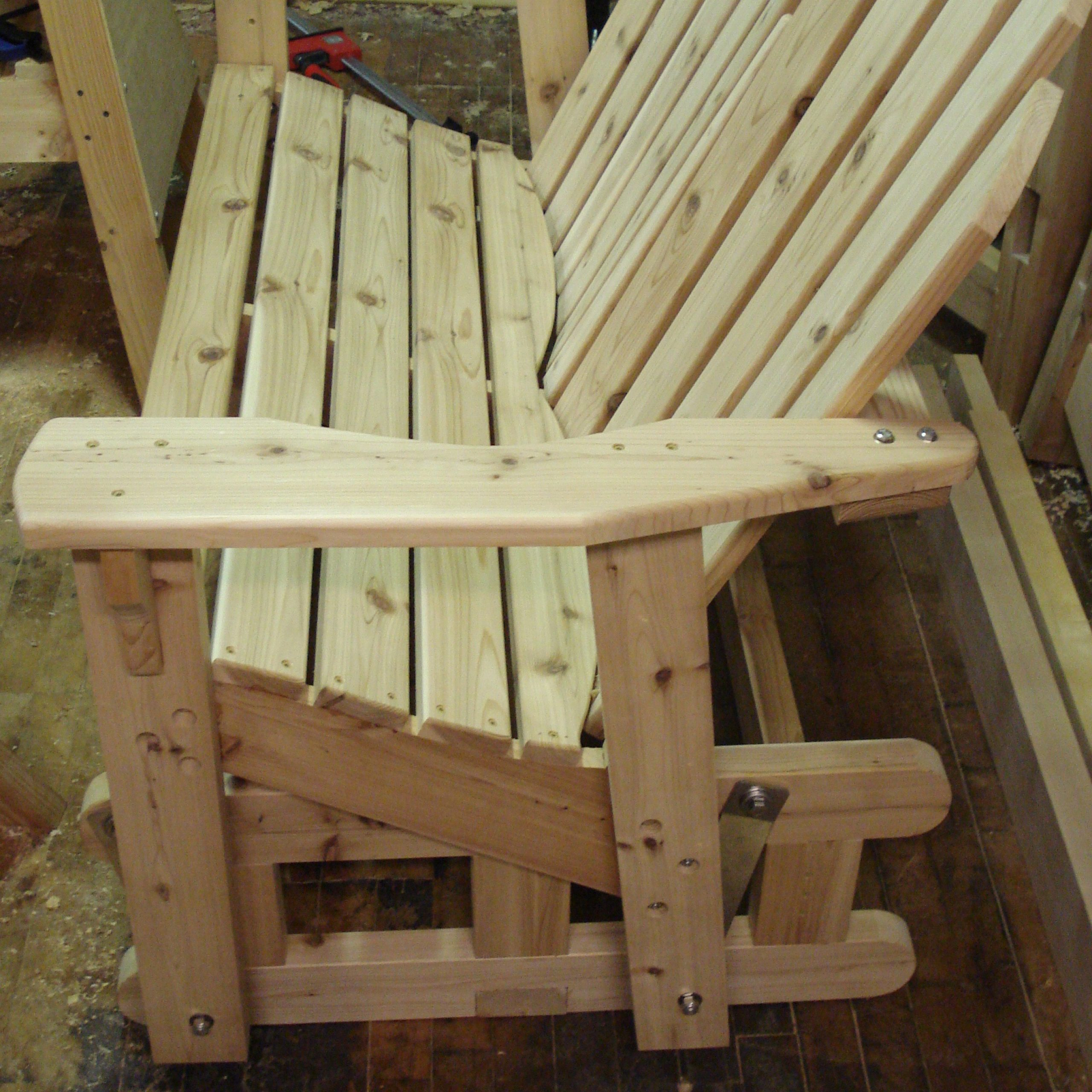 Woodwork Glider Rocker Bench Plans Pdf Plans Recycled For 2019 Rocking Glider Benches (Gallery 13 of 30)