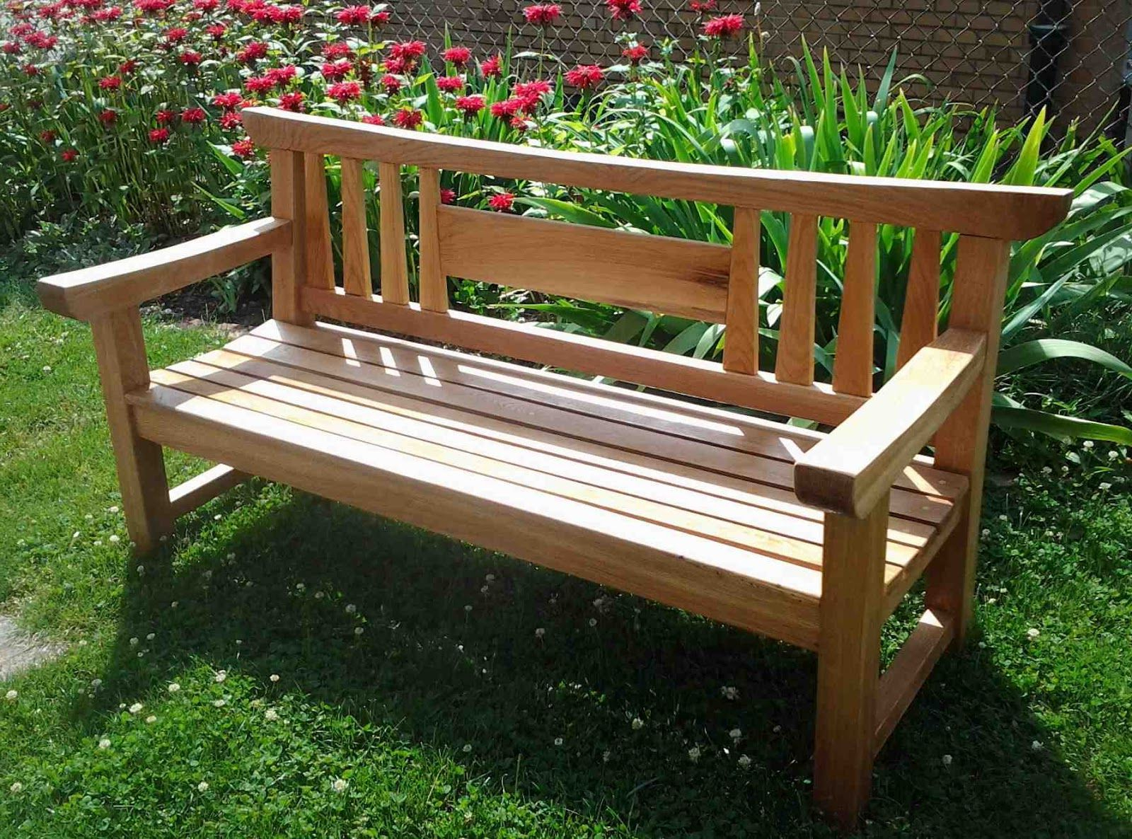 10 Garden Bench Ideas, Most Stylish And Attractive (View 5 of 30)