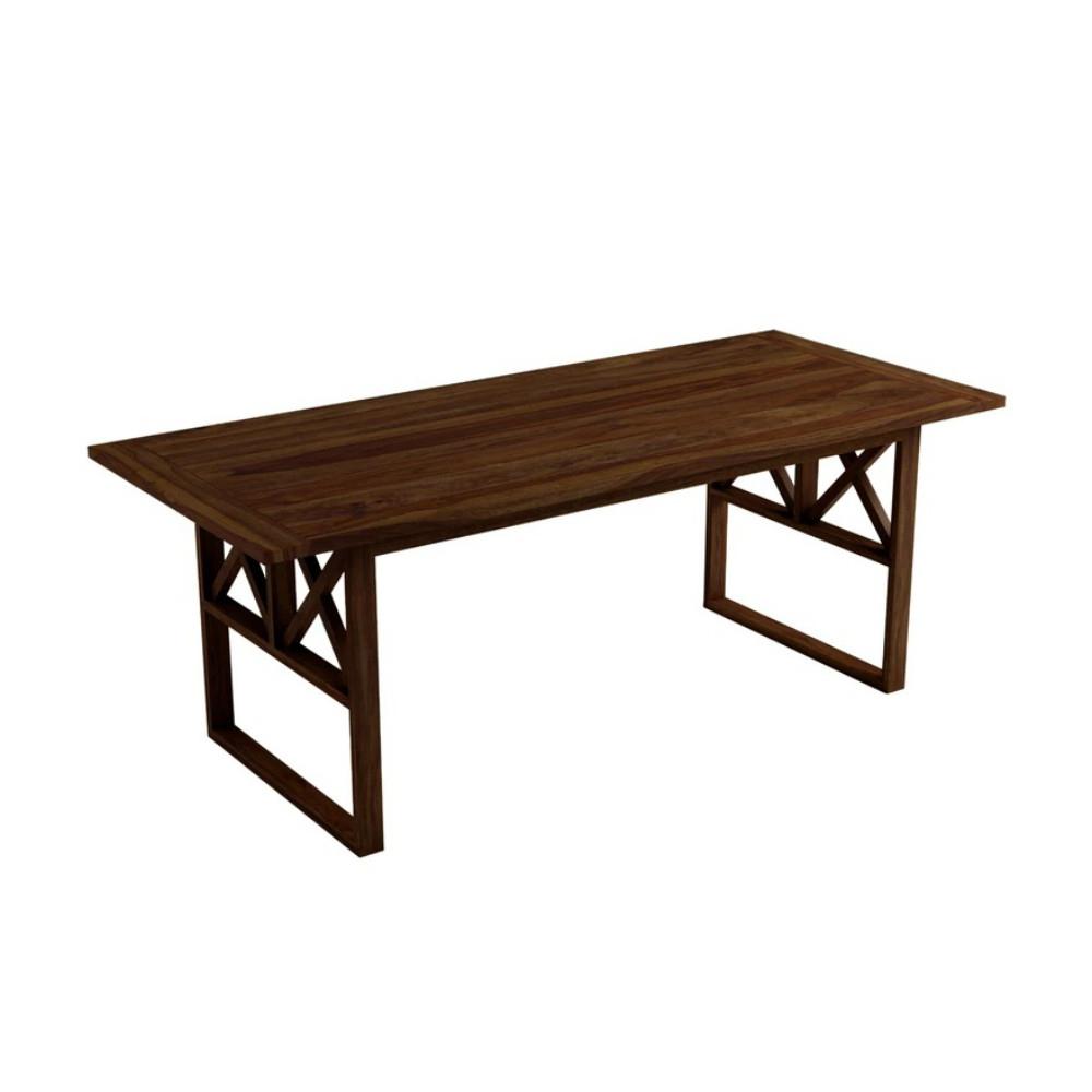 2020 Cavin Garden Benches Regarding Nova Wooden Dining Table (View 24 of 30)