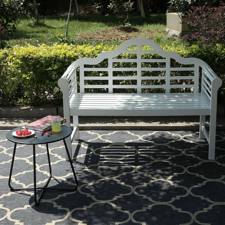 Featured Photo of Ahana Wooden Garden Benches