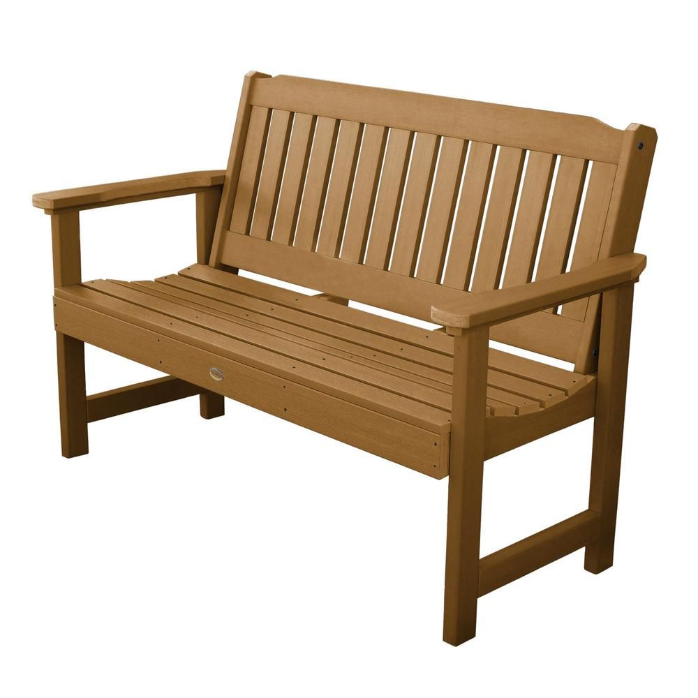 Avoca Wood Garden Benches Pertaining To Popular Highwood Lehigh 60 In (View 11 of 30)