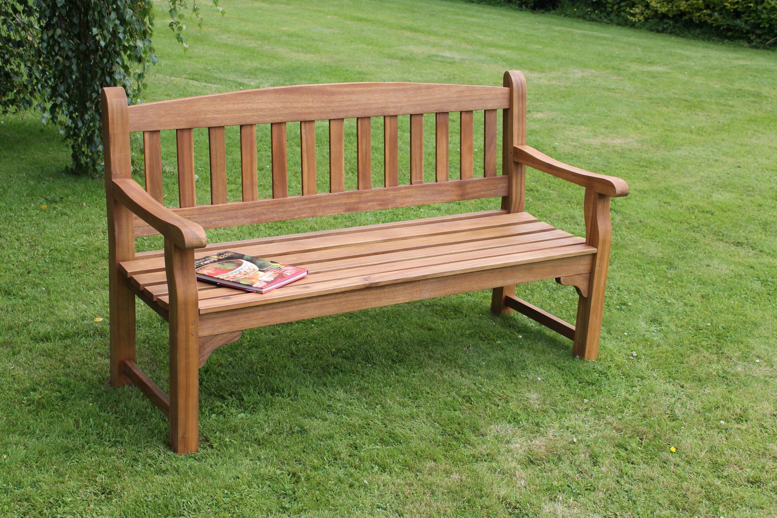 Avoca Wood Garden Benches Pertaining To Widely Used Boru Garden Bench (View 13 of 30)