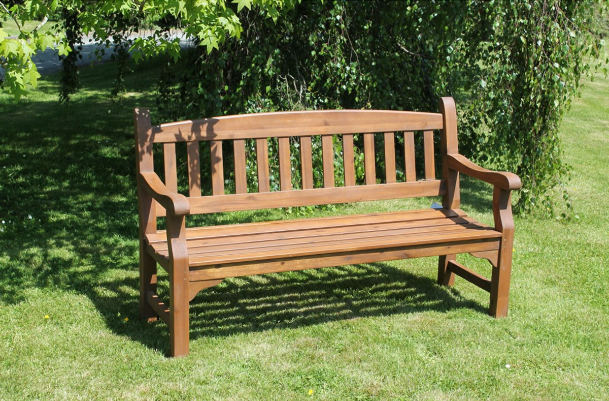 Avoca Wood Garden Benches With Regard To Best And Newest Ború Bench 150cm Natural – Culcita (View 24 of 30)