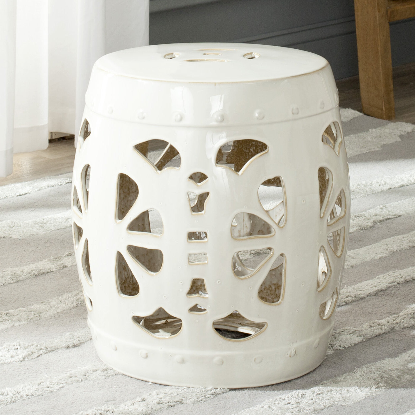 Birch Lane For Amettes Garden Stools (View 30 of 30)