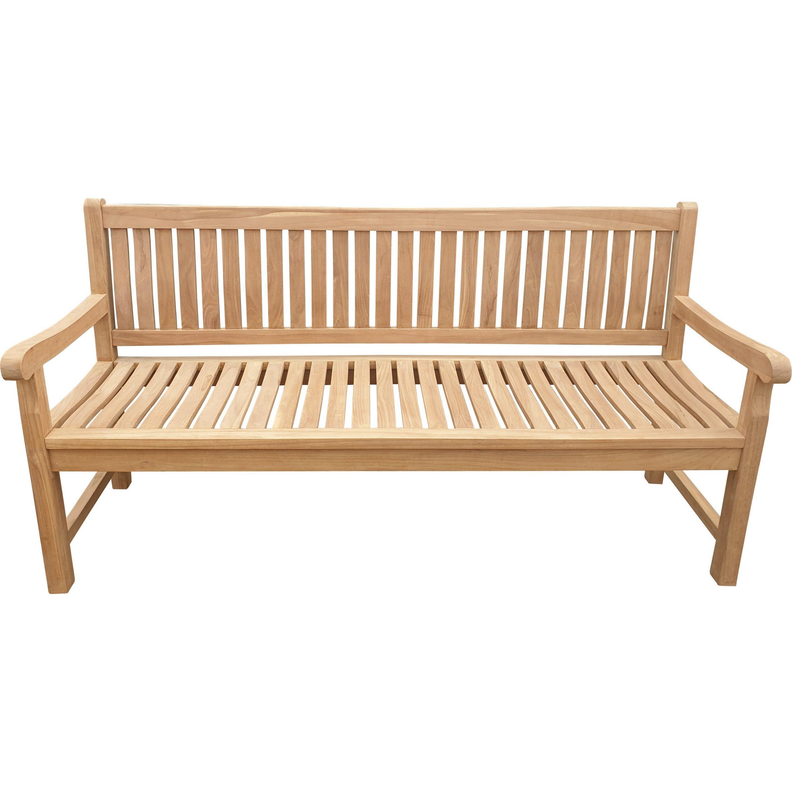 Casson Teak Garden Bench With Regard To Preferred Hampstead Heath Teak Garden Benches (View 23 of 30)