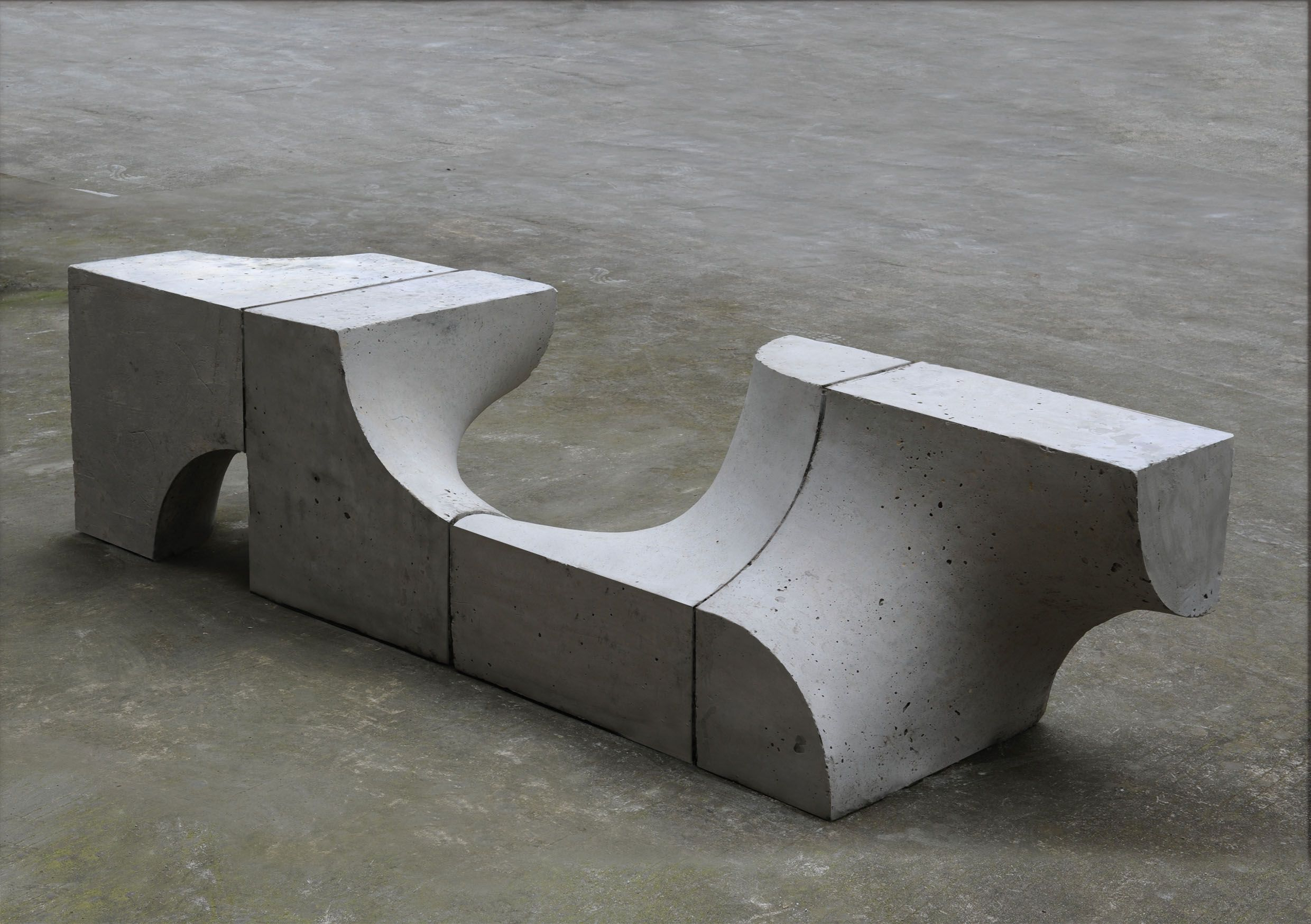Cement Benches For Square Garden (View 29 of 30)