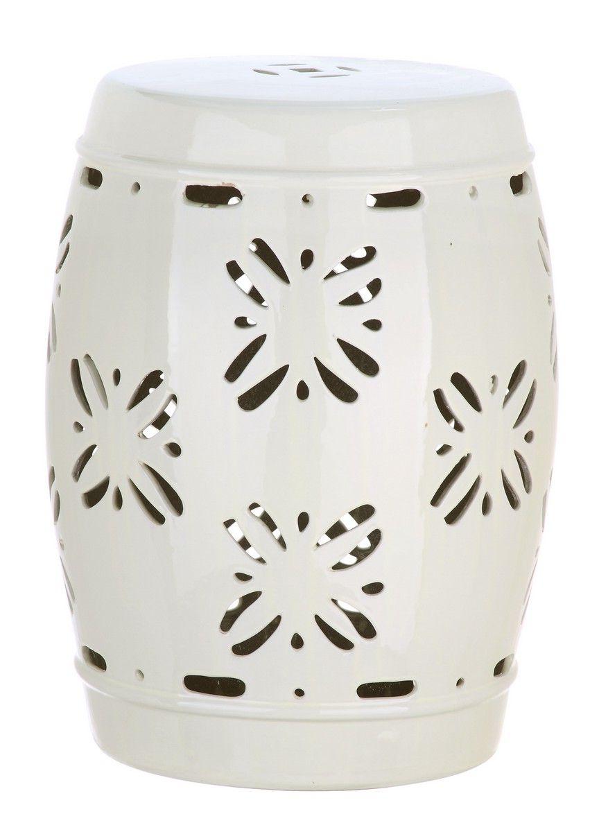 Ceramic Garden Stools (View 8 of 30)