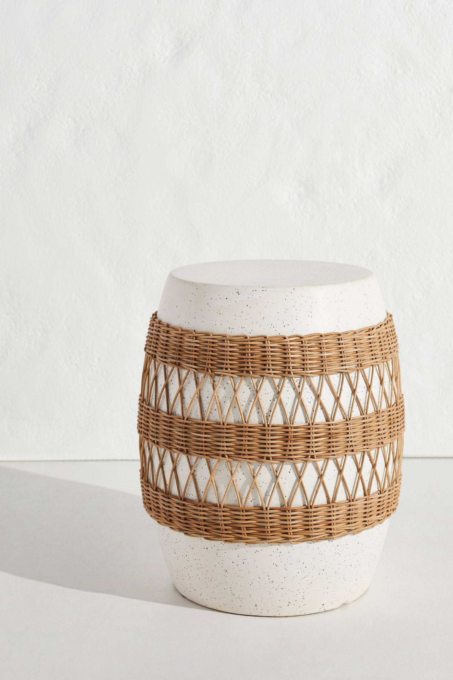 Ceramic Stool, Rattan Rocking (View 16 of 30)
