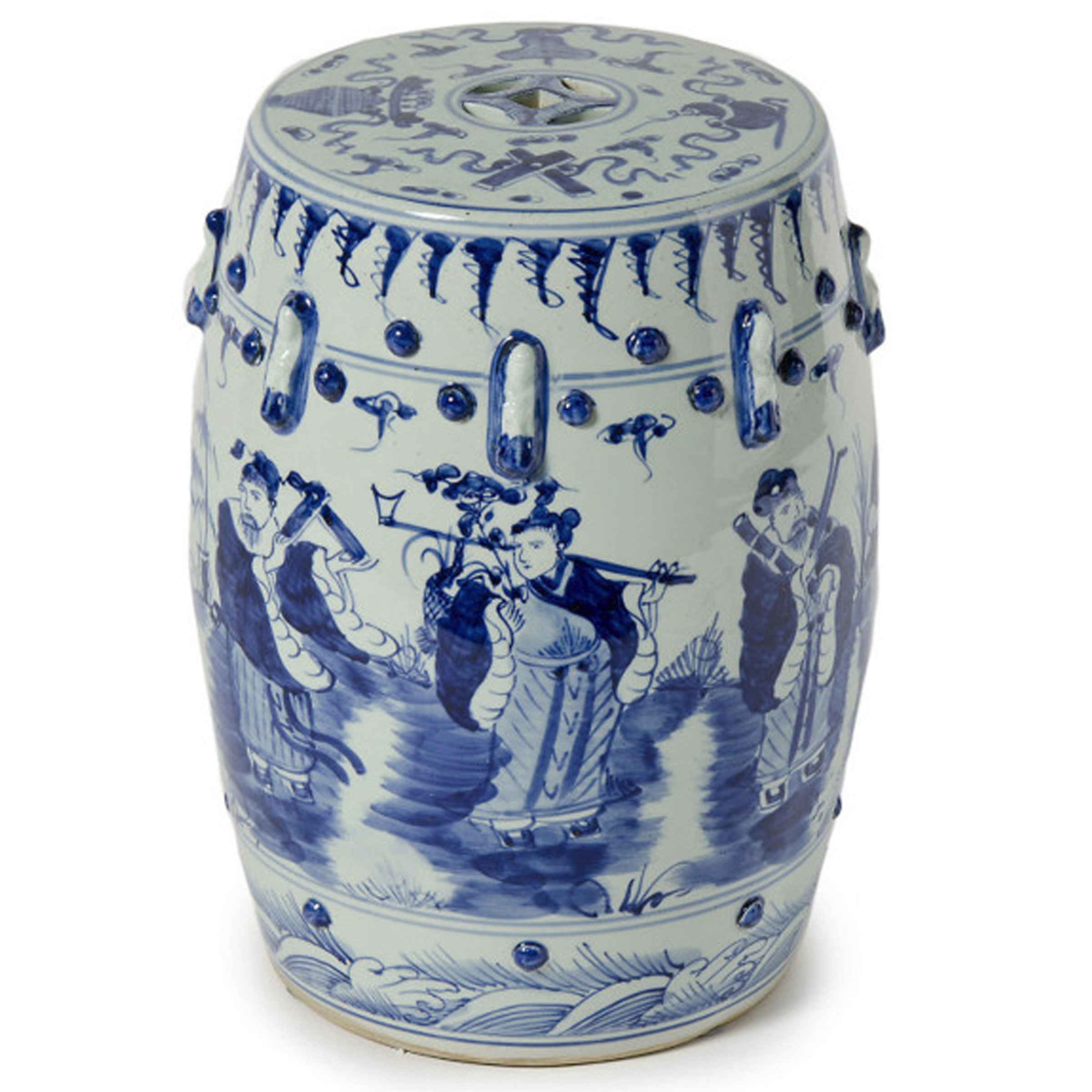 Chinese Ceramic Stools – Ideas On Foter Pertaining To Current Dragon Garden Stools (View 25 of 30)
