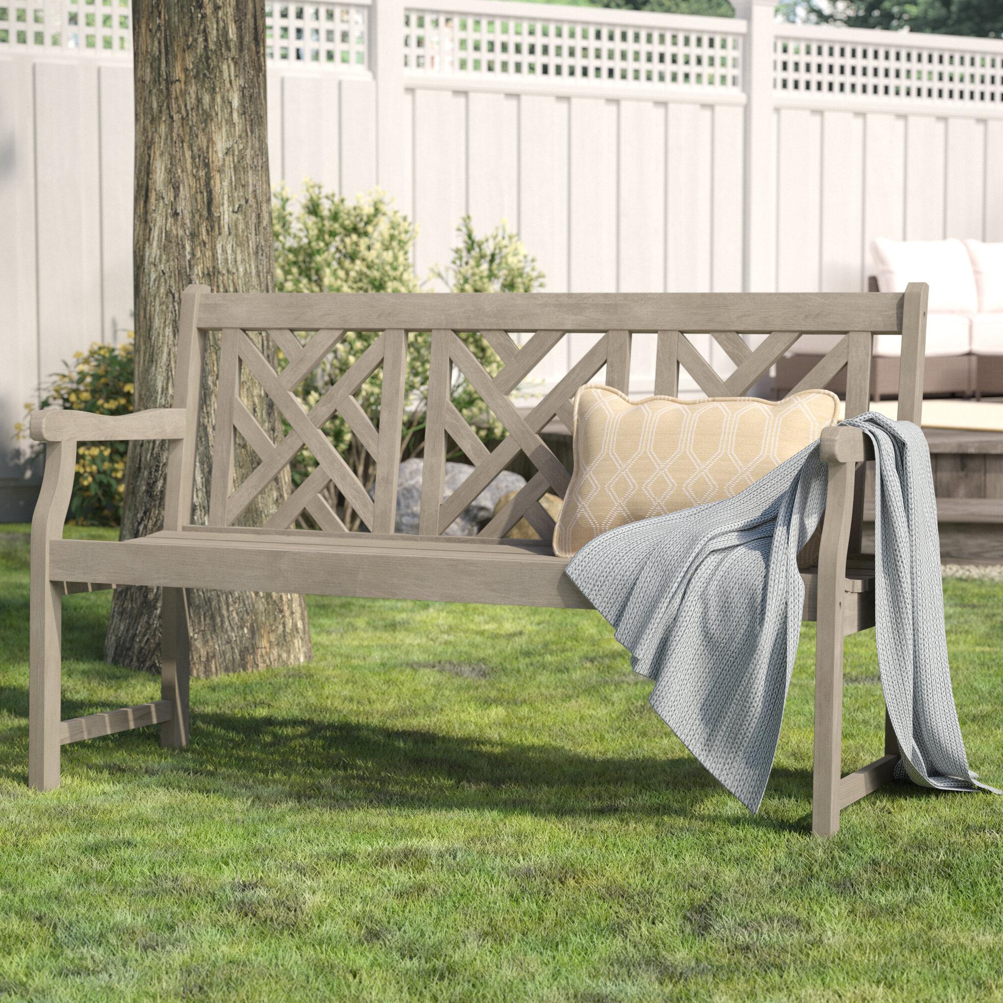 Featured Photo of Elsner Acacia Garden Benches