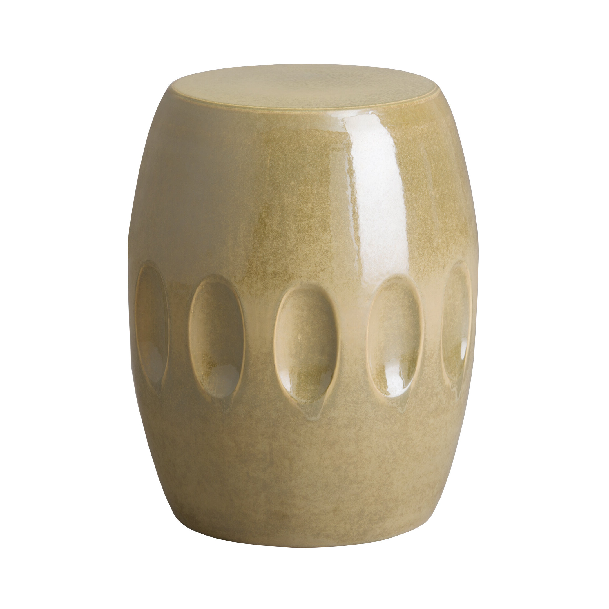 Current Pestre Garden Stool With Oakside Ceramic Garden Stools (View 13 of 30)