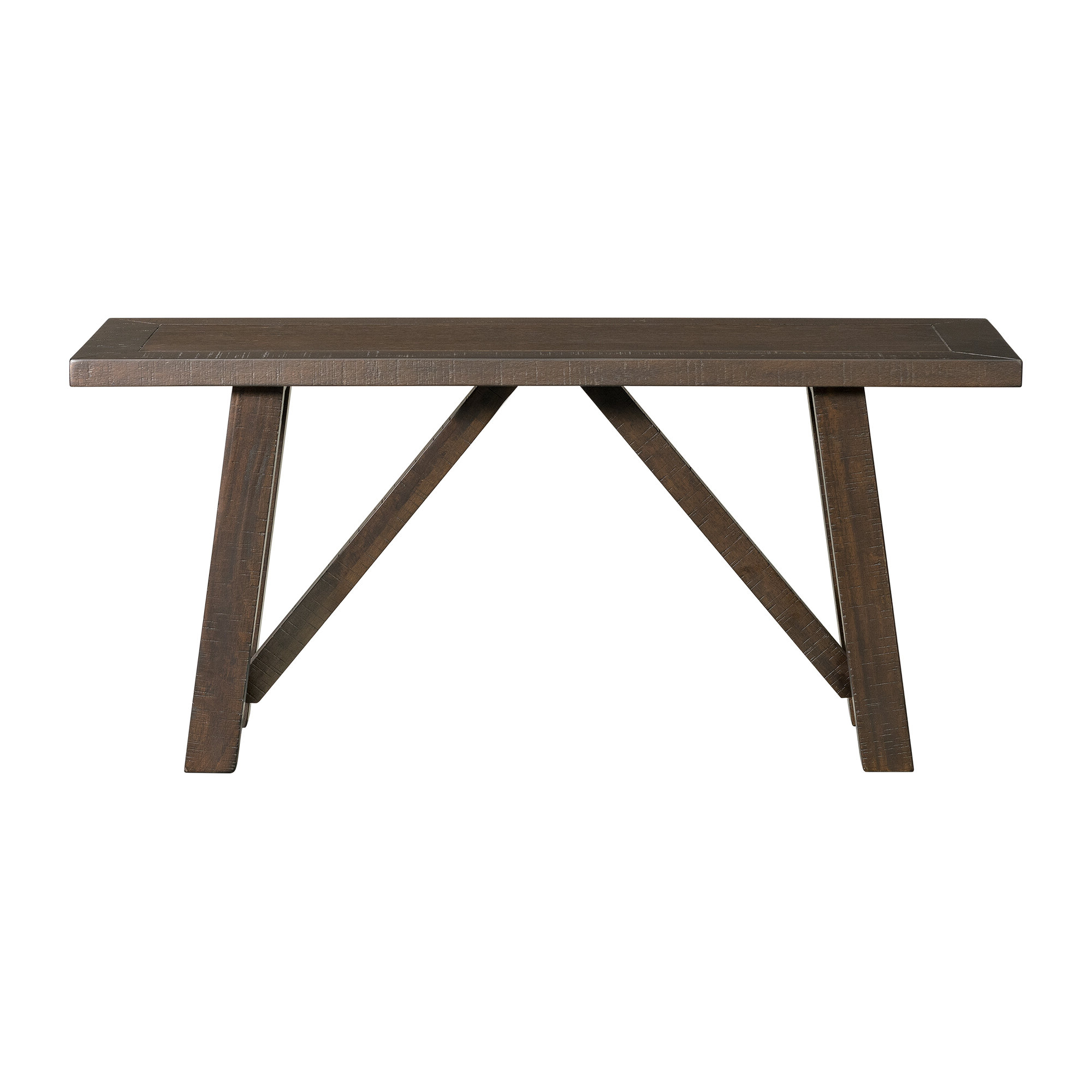 Discount Gilberto Wood Bench (View 26 of 30)
