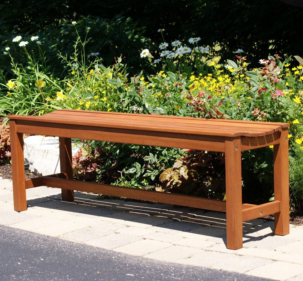 ♥☆ ··☆··☆··☆··☆ With Me In Famous Gabbert Wooden Garden Benches (View 13 of 30)