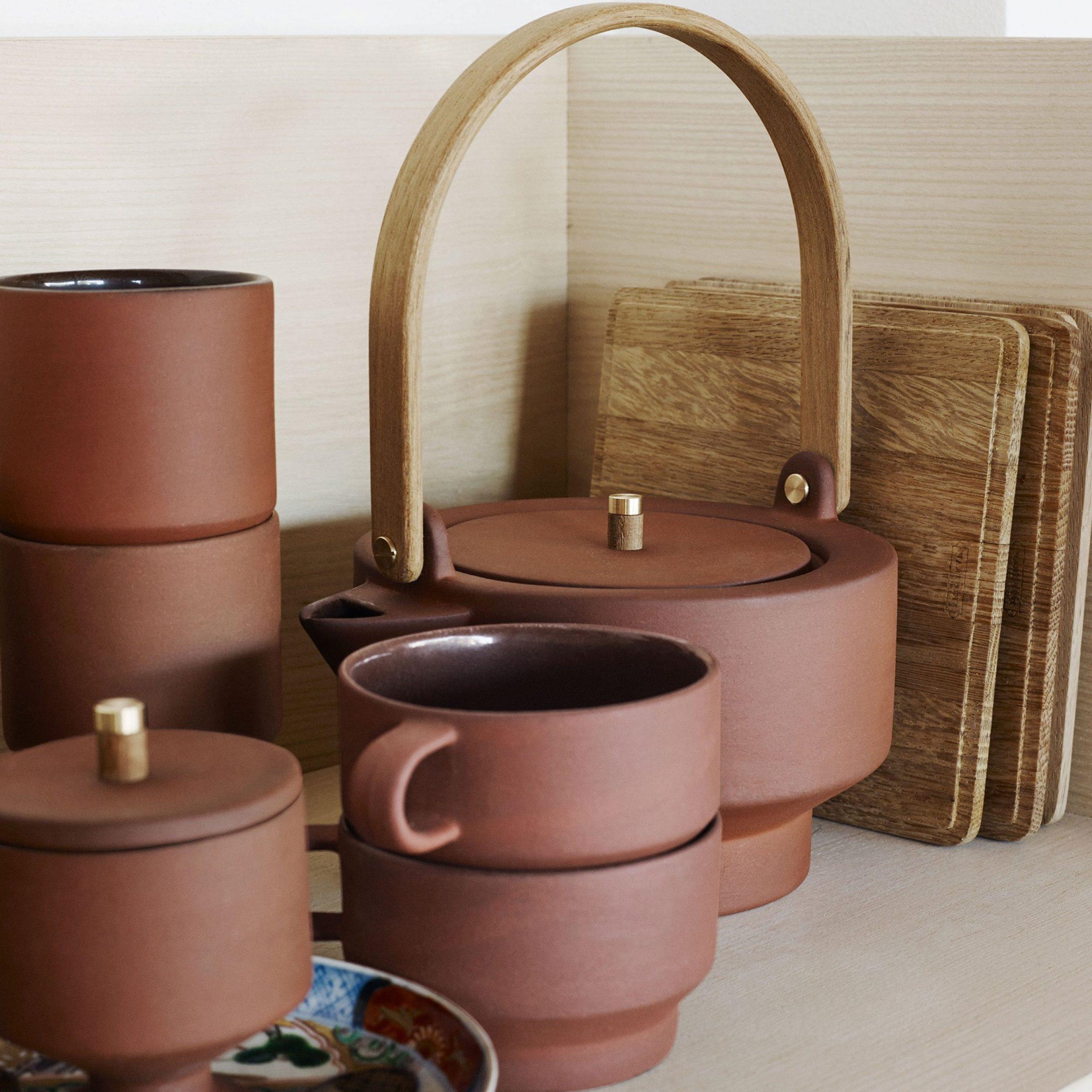 Engelhardt Ceramic Garden Stools Within Newest Skagerak Furniture – A Celebration Of Danish Design – Gessato (View 29 of 30)