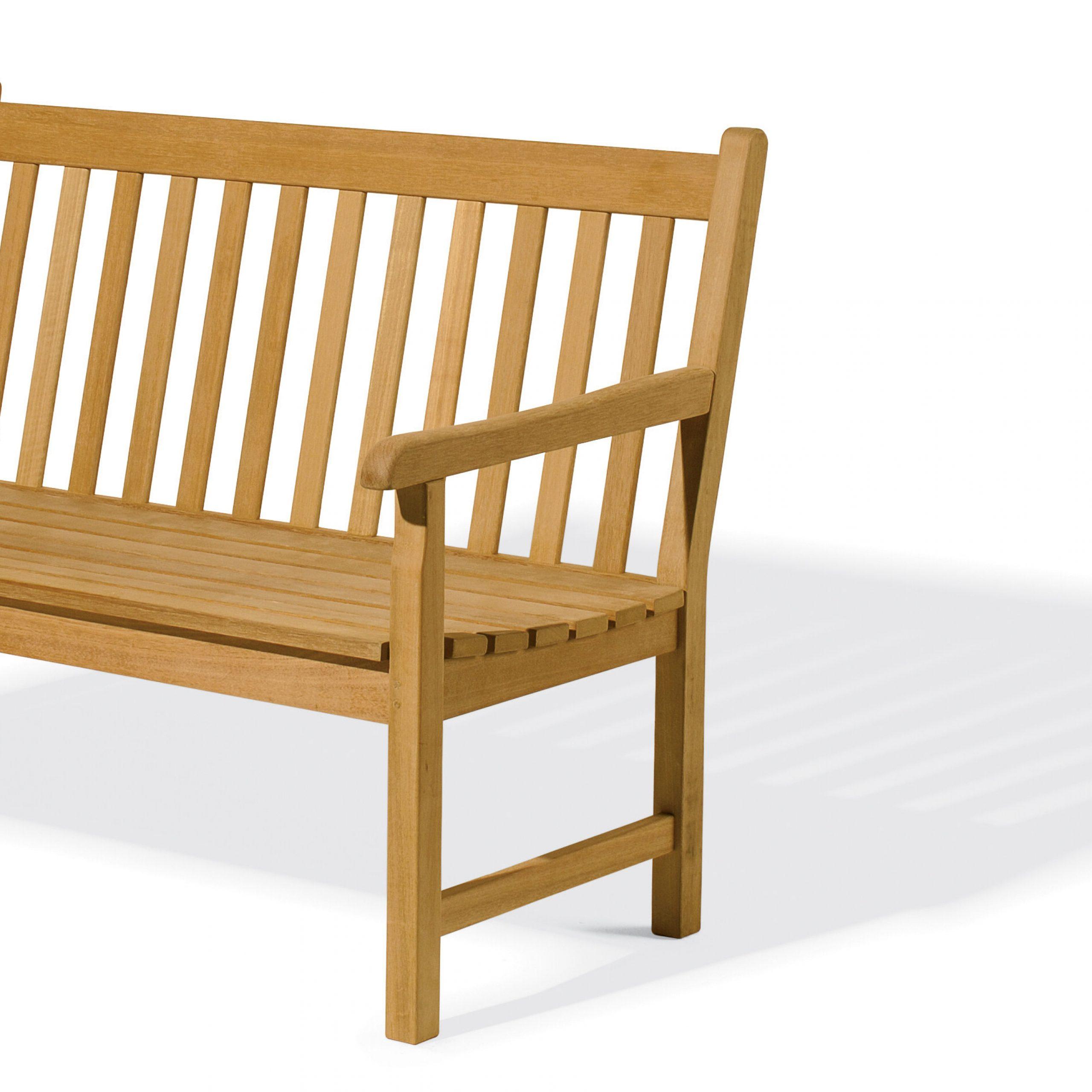 Featured Photo of Harpersfield Wooden Garden Benches