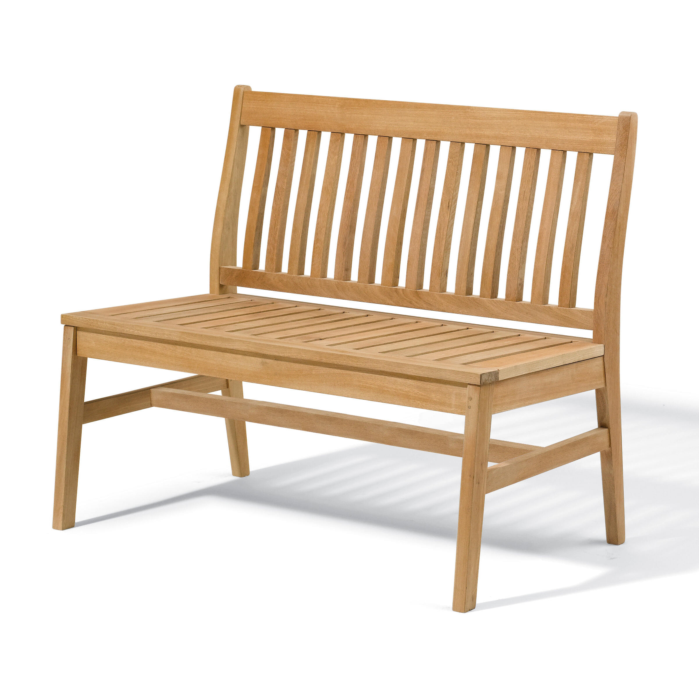 Fashionable Myres Wooden Garden Bench Intended For Manchester Wooden Garden Benches (View 11 of 30)