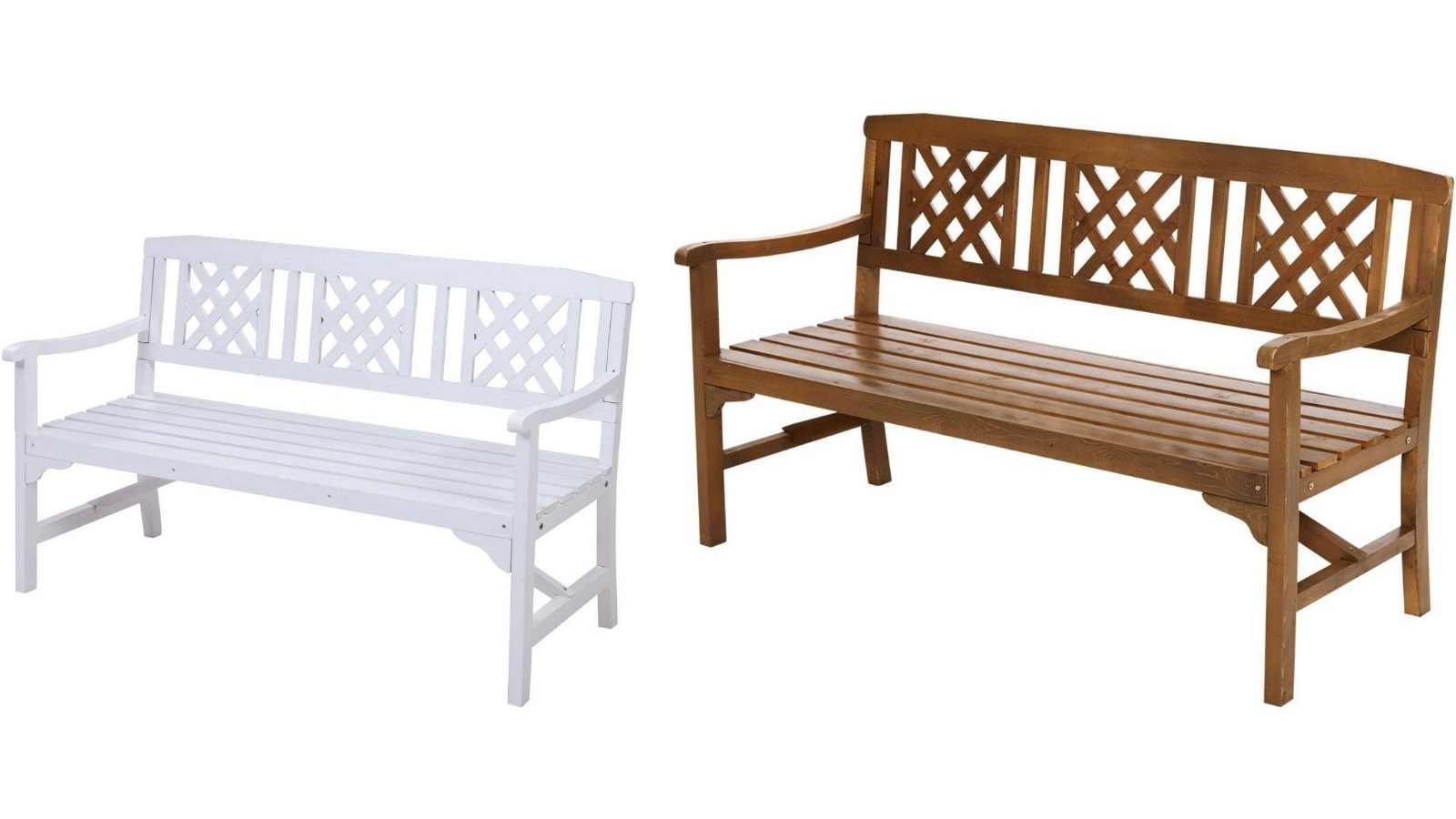 Favorite Gardeon 3 Seat Outdoor Wooden Bench Chair Pertaining To Manchester Wooden Garden Benches (View 13 of 30)