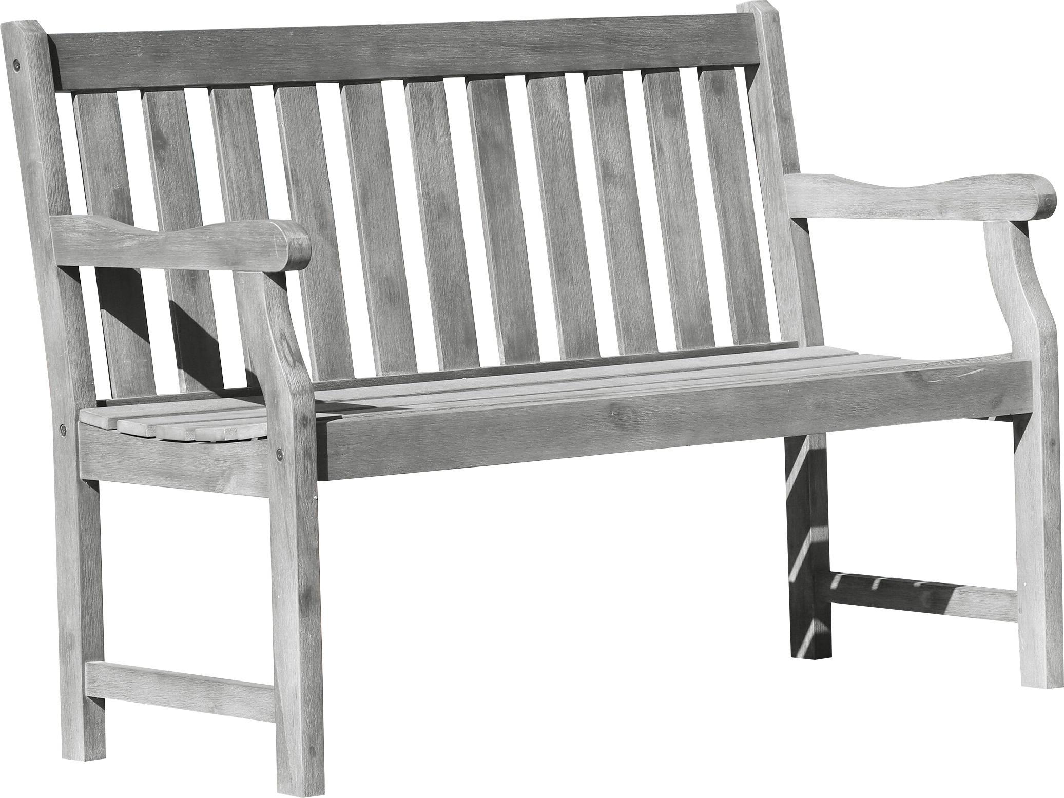 Favorite Manchester Wooden Garden Bench For Elsner Acacia Garden Benches (View 12 of 30)