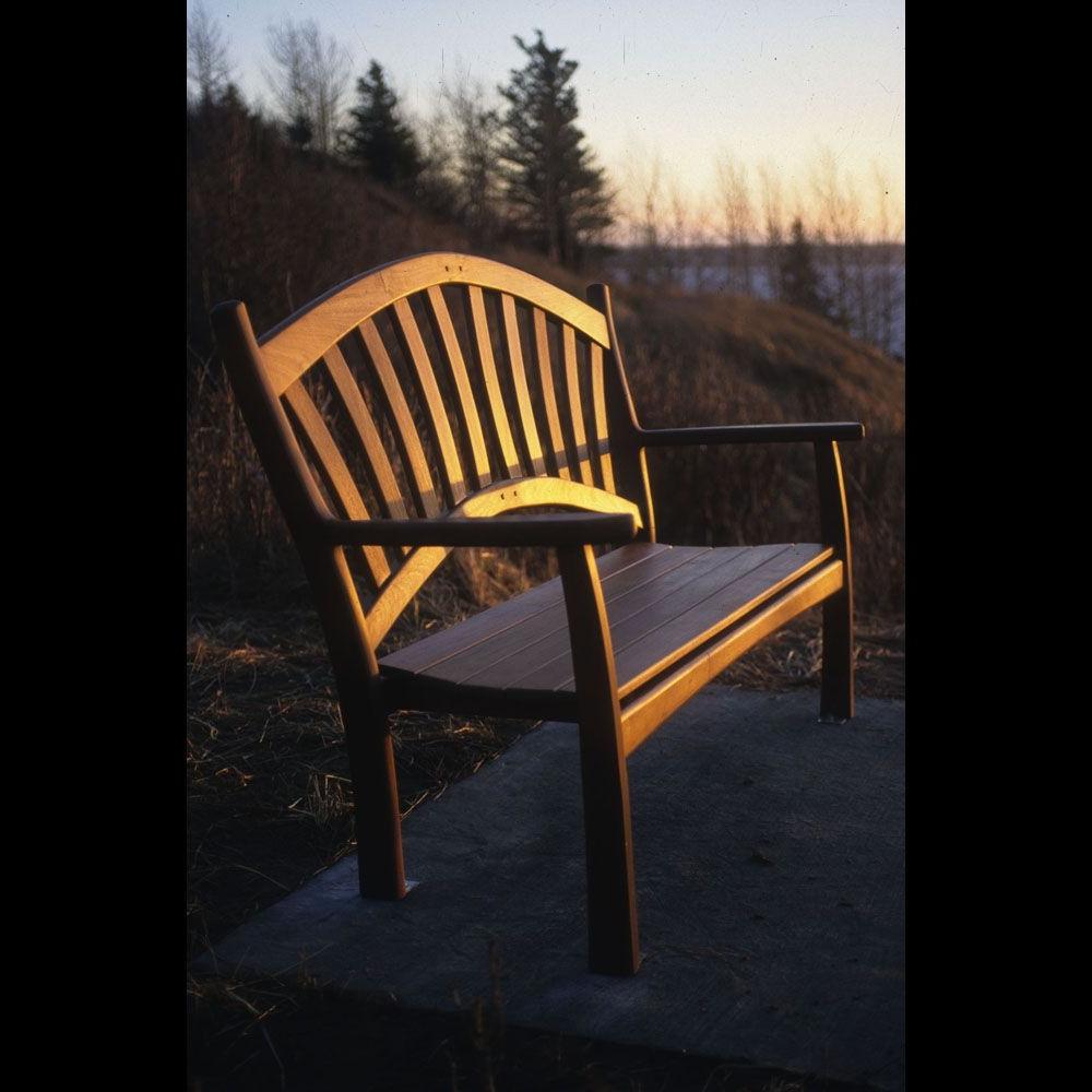 Garden Bench, Backyard Furniture, Bench (View 30 of 30)