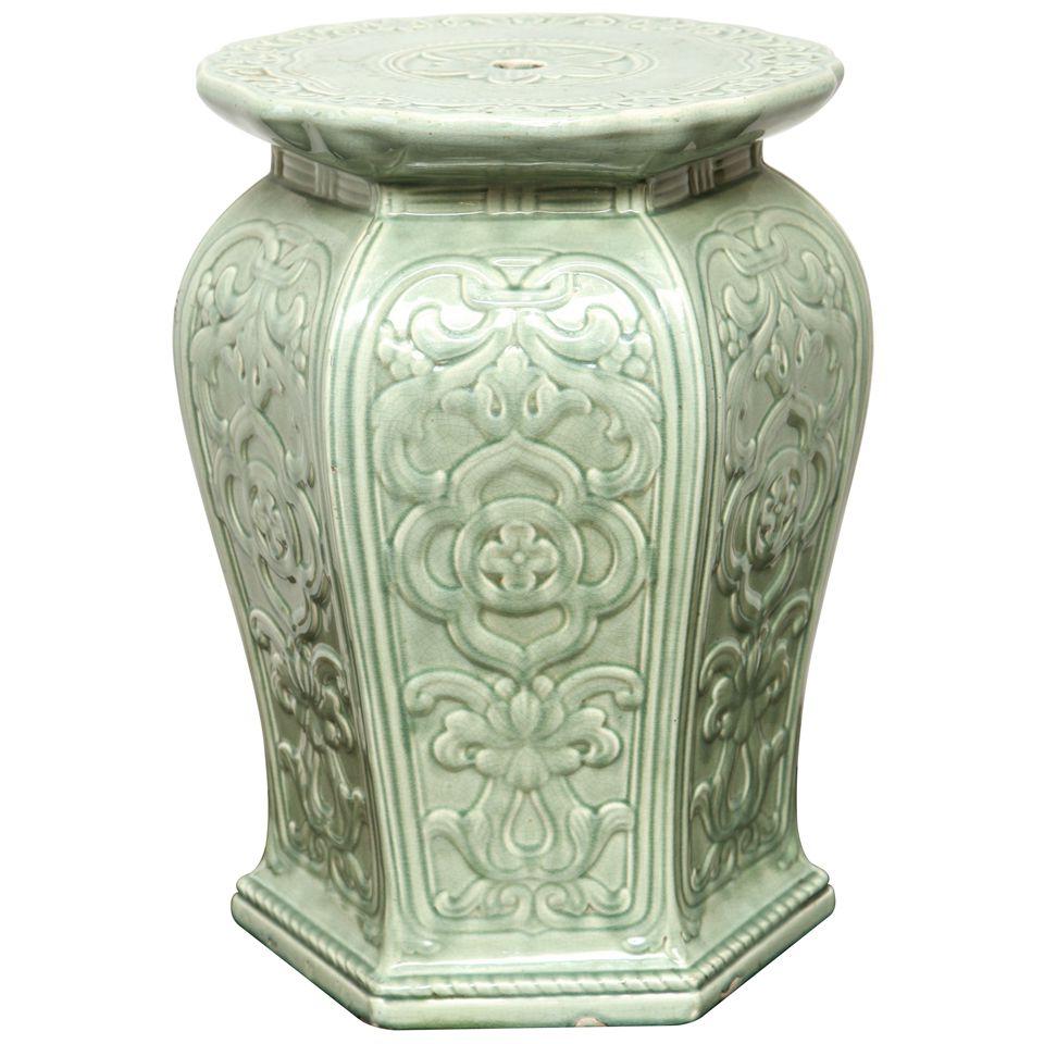 Garden Seating, Ceramic (View 25 of 30)