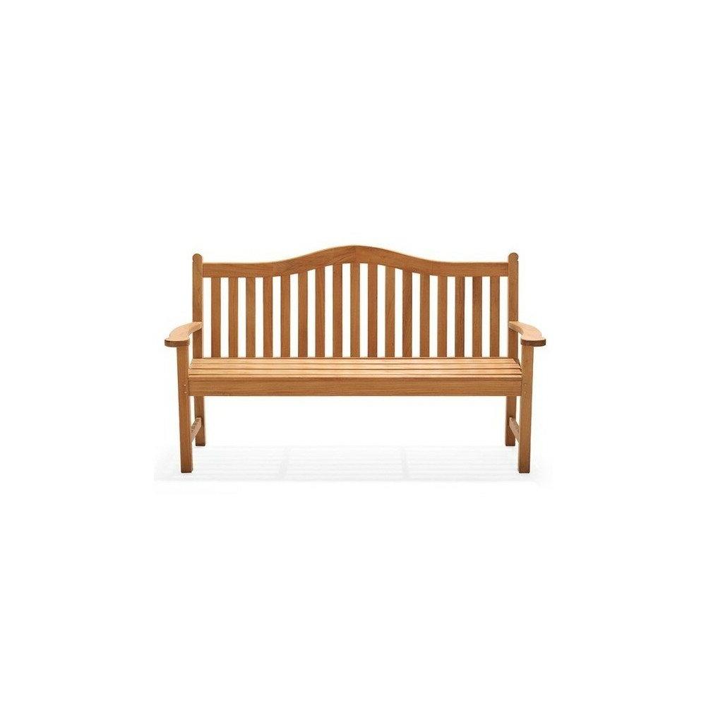 Harpersfield Wooden Garden Benches In Favorite Mahle Grade A Luxurious Teak Garden Bench (View 25 of 30)