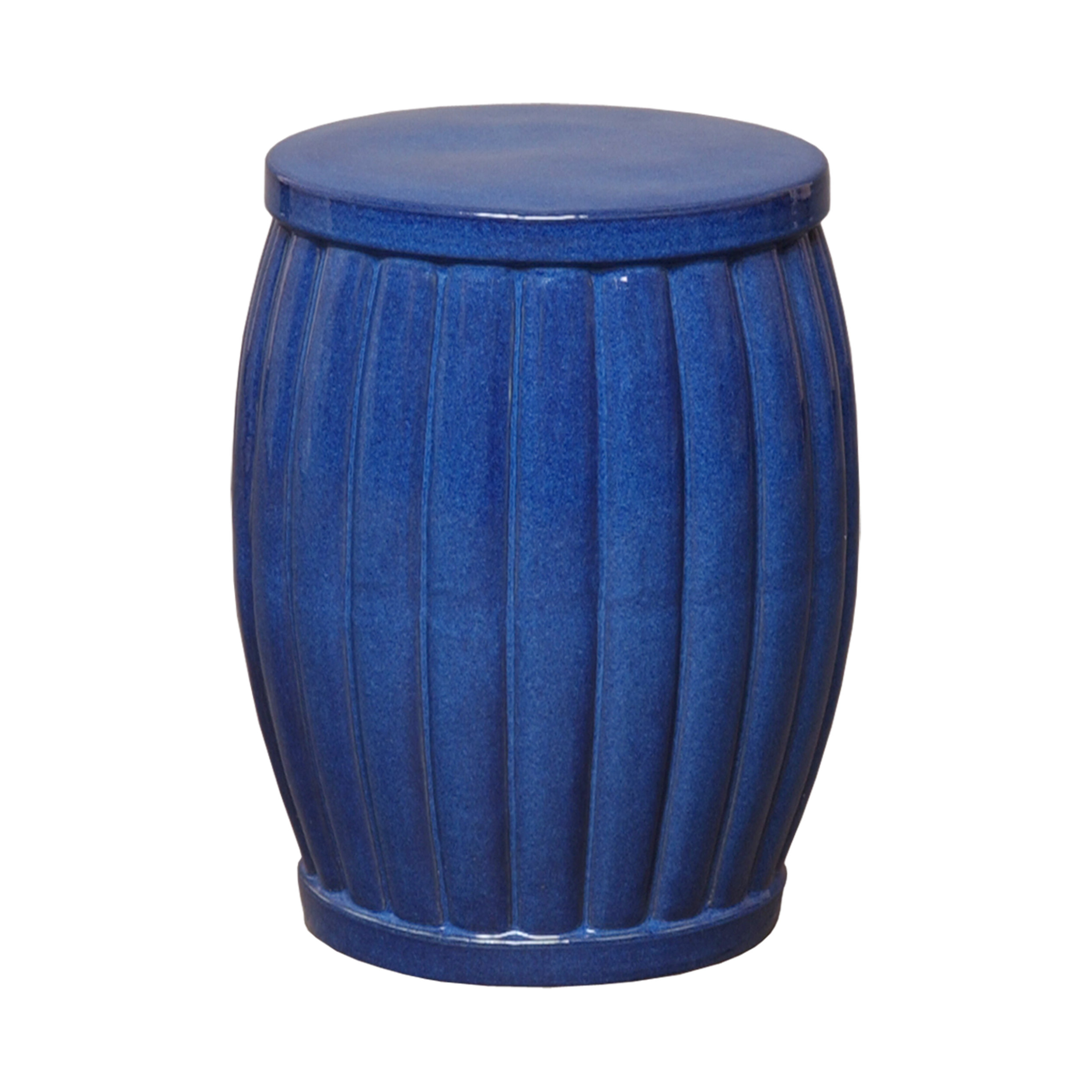 Jadiel Ceramic Garden Stools With Most Recent Wetherby Ceramic Garden Stool (View 11 of 30)