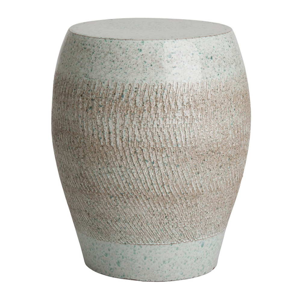 Japanese Modern Ceramic Stool Table (View 14 of 30)