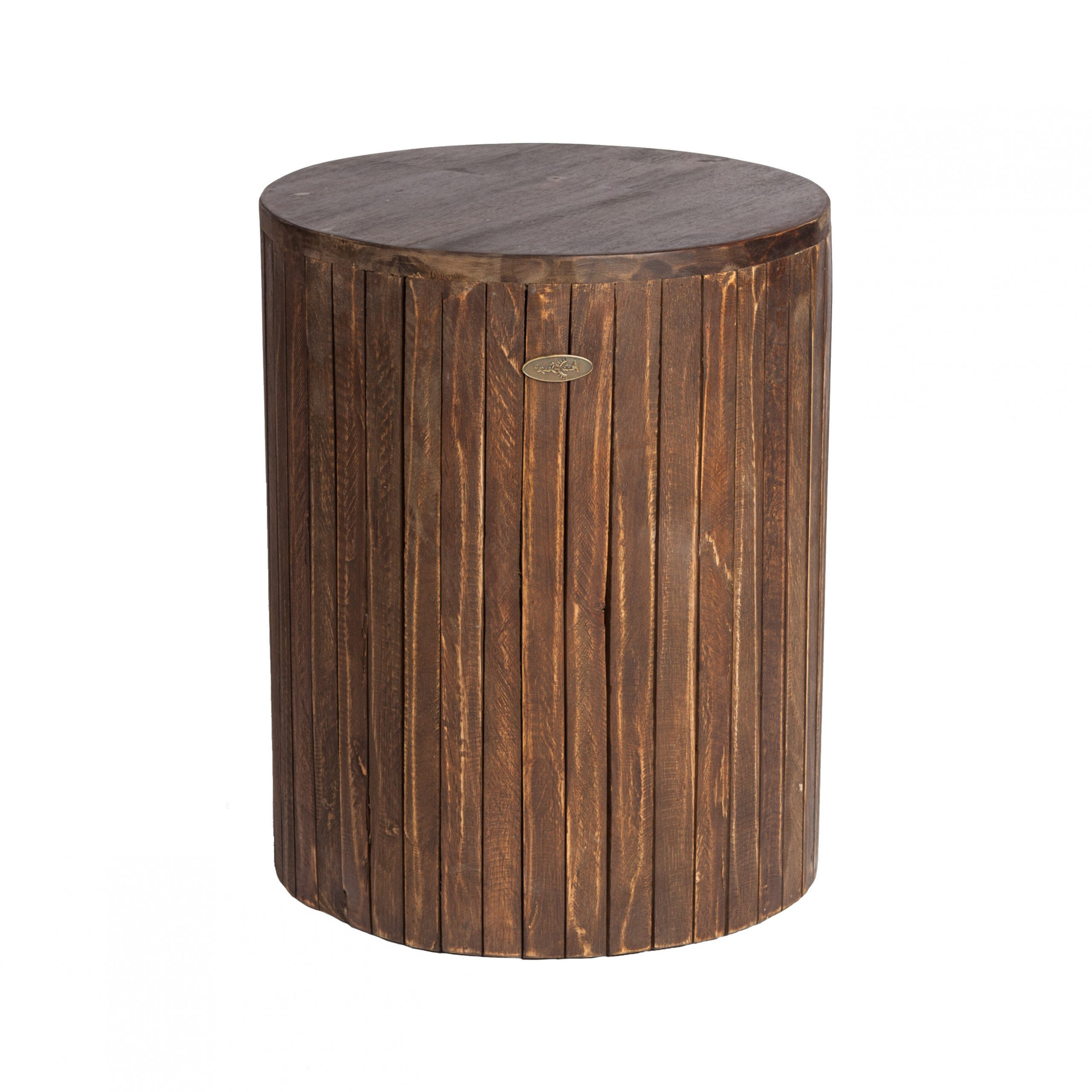 Kenia Garden Stool Pertaining To Well Known Tufan Cement Garden Stools (View 30 of 30)