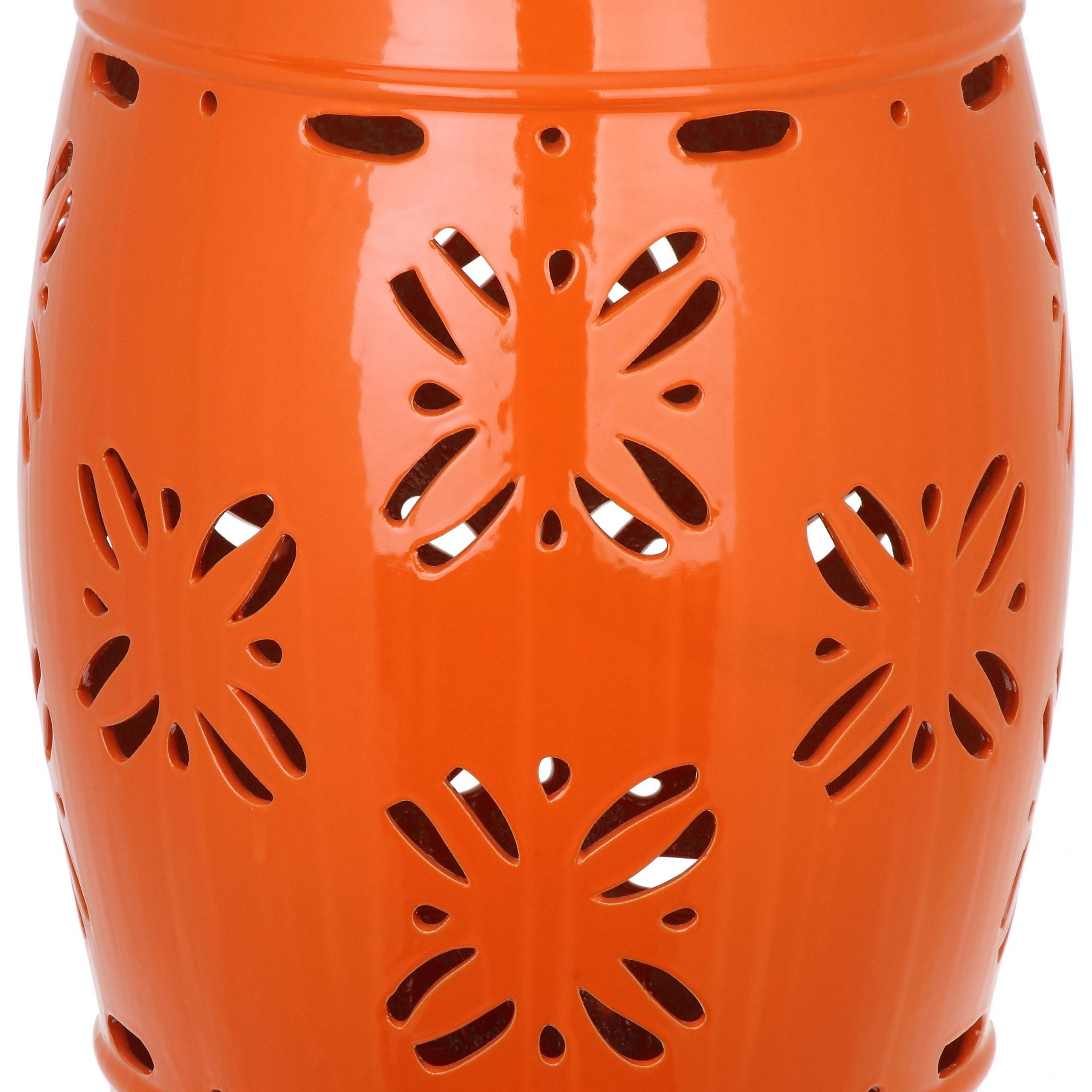 Keswick Ceramic Garden Stools With Regard To Recent Ezzell Ceramic Garden Stool (View 26 of 30)