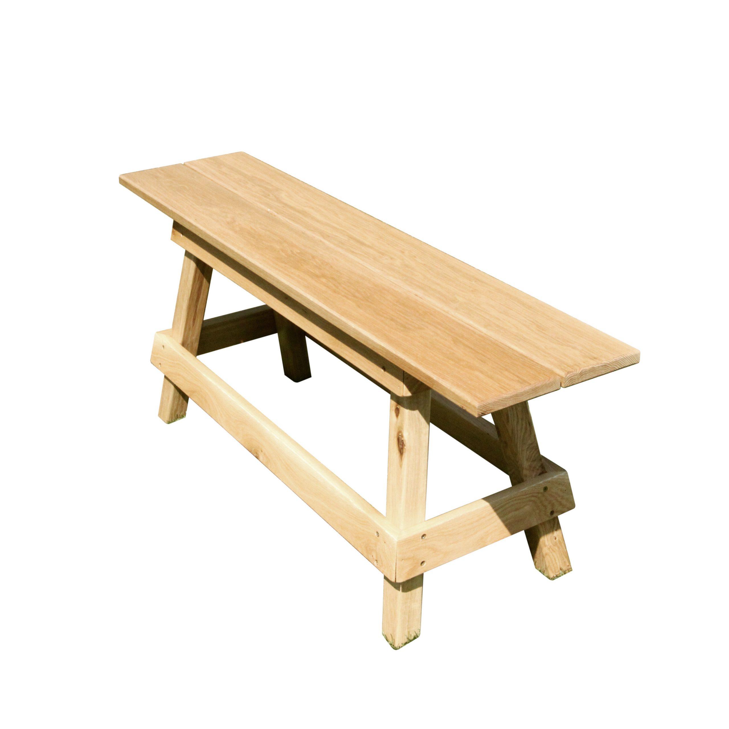 Langsa Wooden Garden Bench In Best And Newest Gabbert Wooden Garden Benches (View 26 of 30)