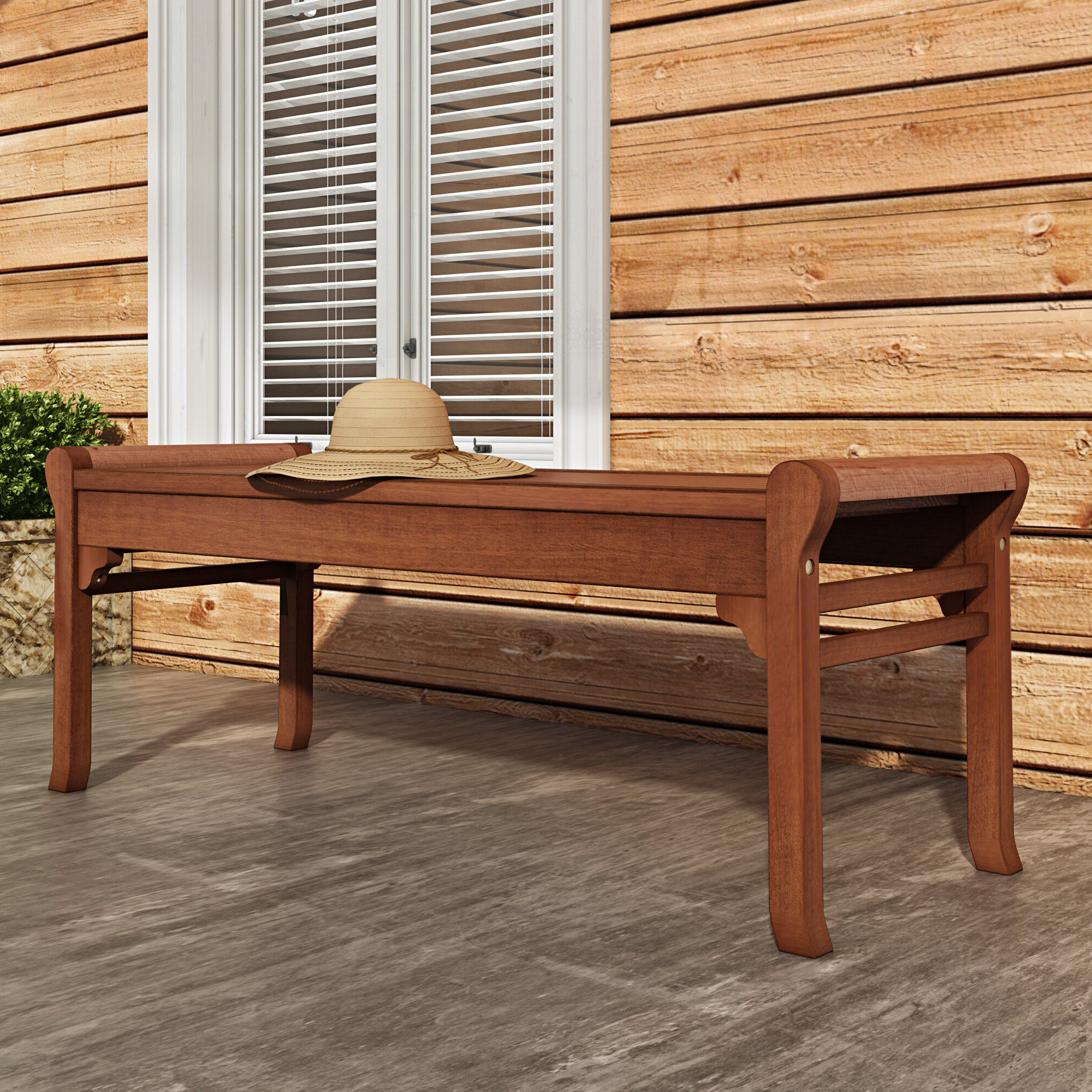 Latest Amabel Patio Diamond Wooden Garden Benches For Nick Wooden Picnic Bench (View 15 of 30)
