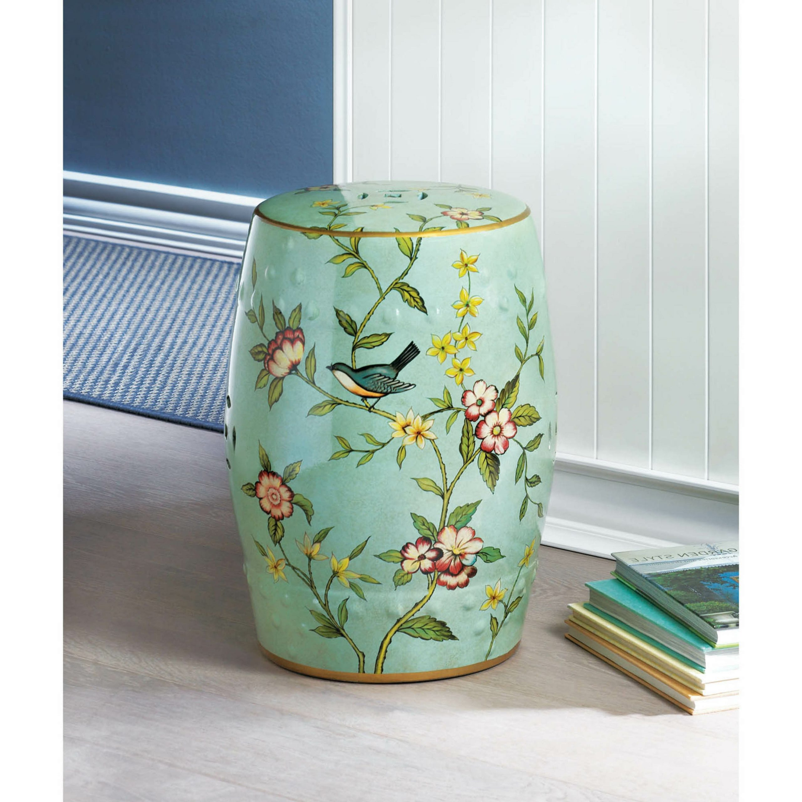 Featured Photo of Janke Floral Garden Stools