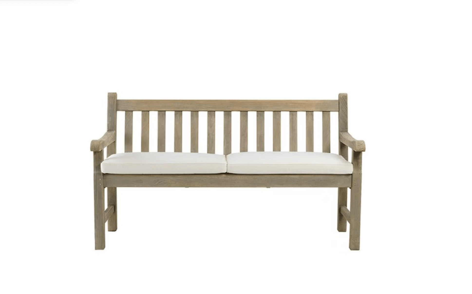 Latest Michelle Metal Garden Benches With Regard To Notting Hill Garden Bench (View 17 of 30)