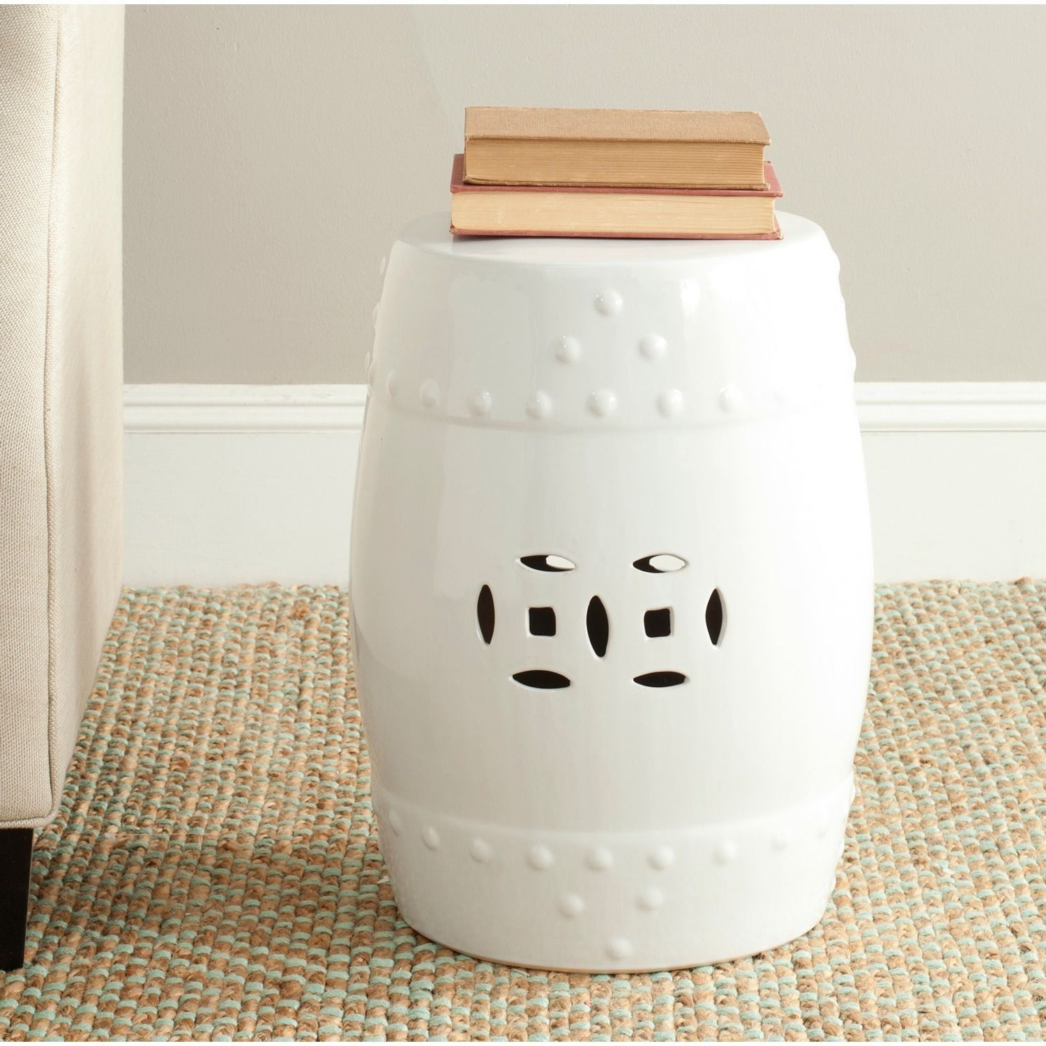 Latest Overstock: Online Shopping – Bedding, Furniture For Amettes Garden Stools (View 24 of 30)